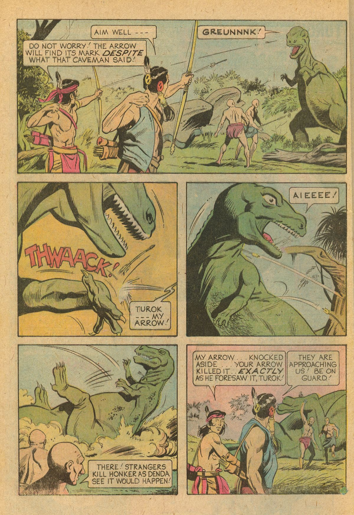 Read online Turok, Son of Stone comic -  Issue #105 - 4