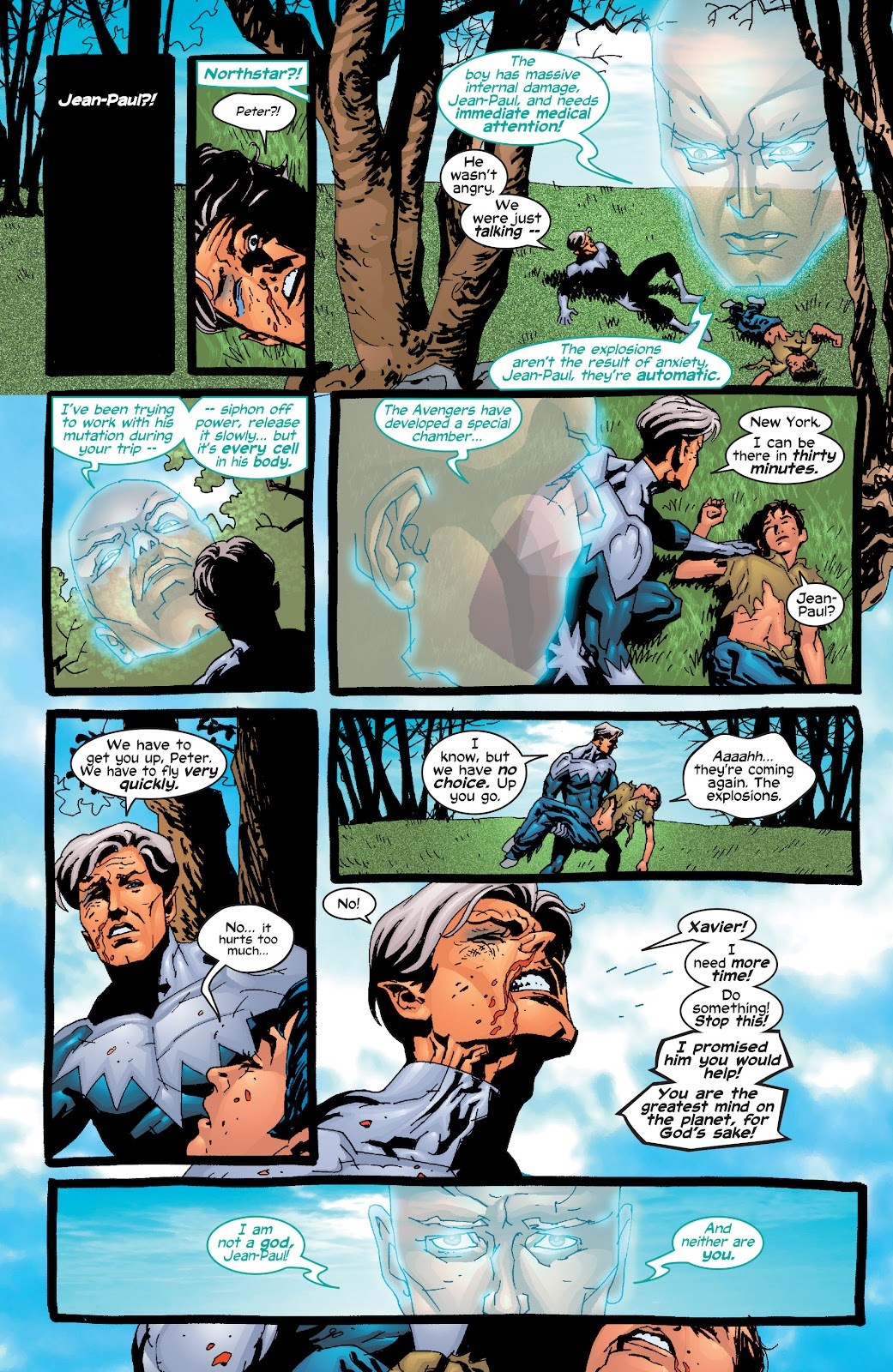 Read online X-Men: Unstoppable comic -  Issue # TPB (Part 2) - 18