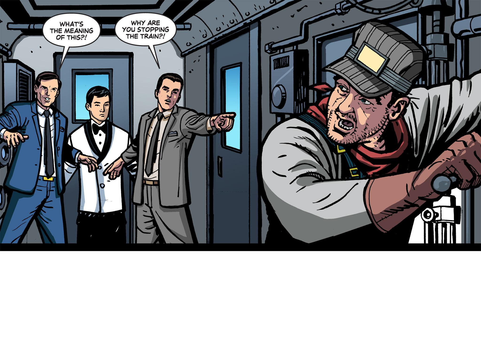 Read online Batman '66 Meets the Green Hornet [II] comic -  Issue #1 - 70