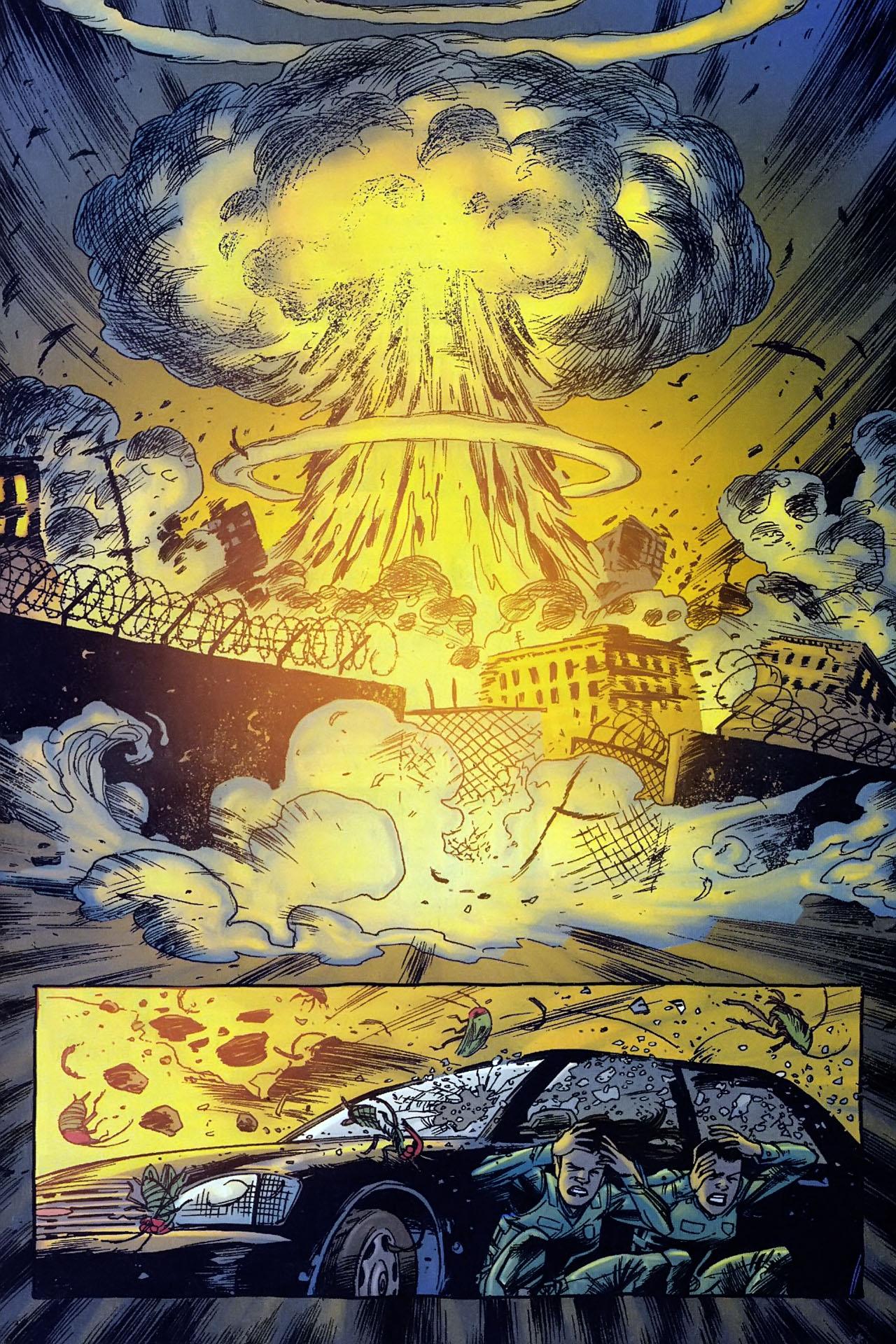 Read online The Exterminators comic -  Issue #30 - 22