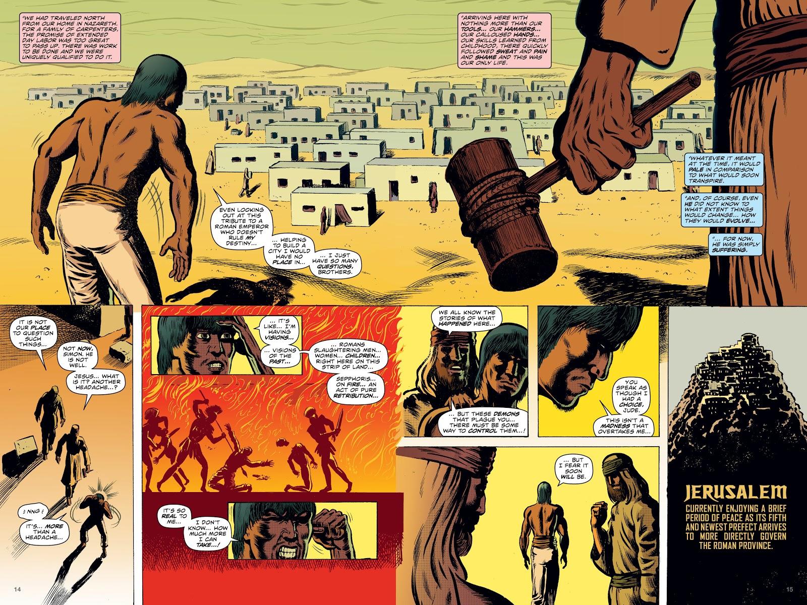 Read online Jesusfreak comic -  Issue # Full - 11