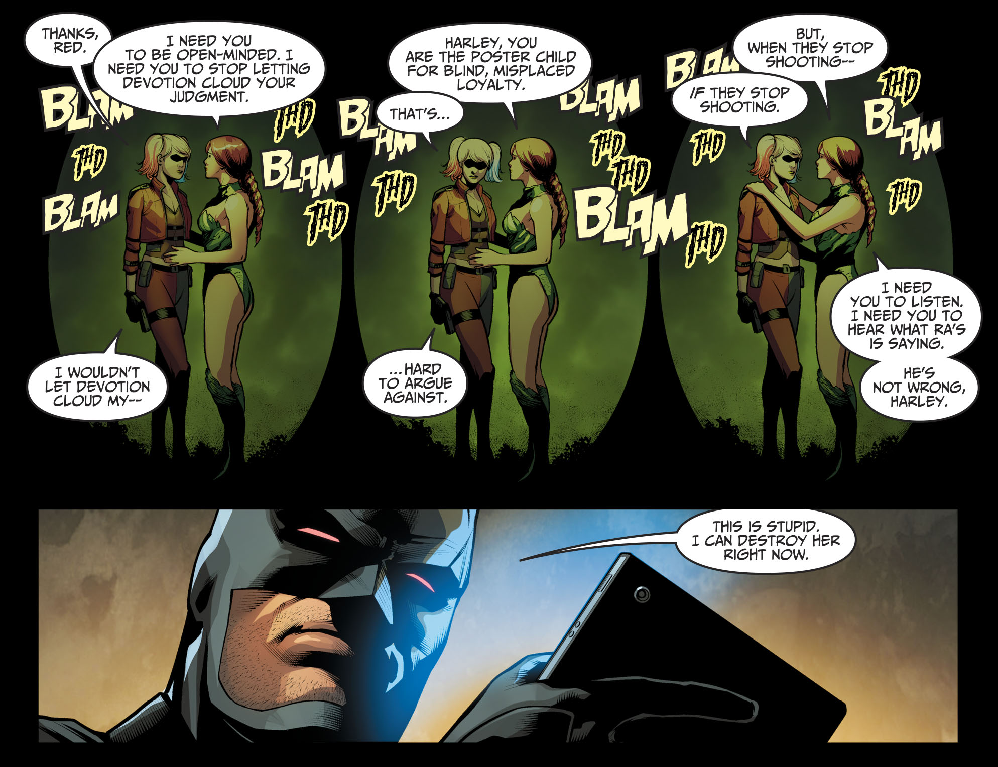 Read online Injustice 2 comic -  Issue #7 - 19