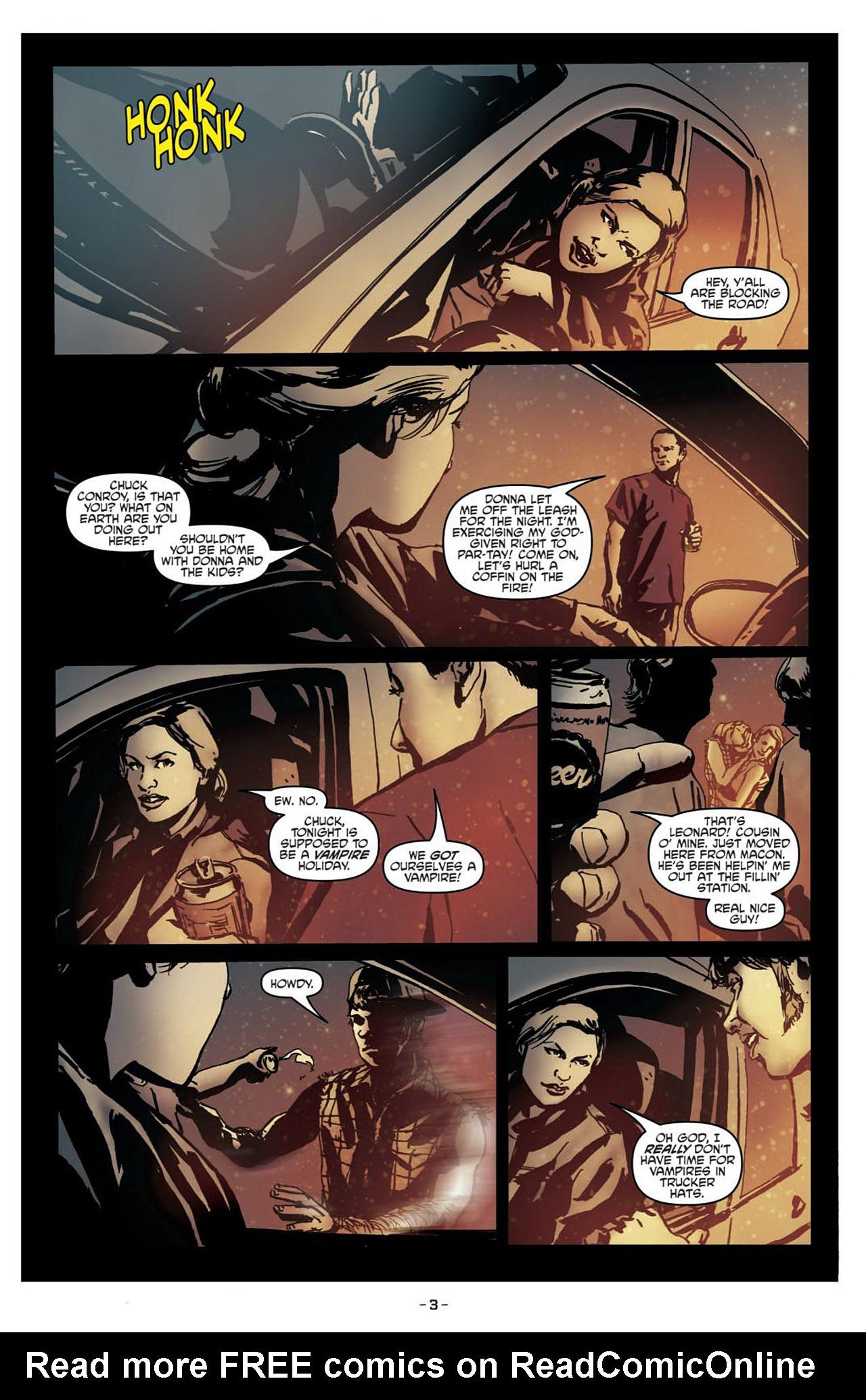 Read online True Blood (2012) comic -  Issue #1 - 7