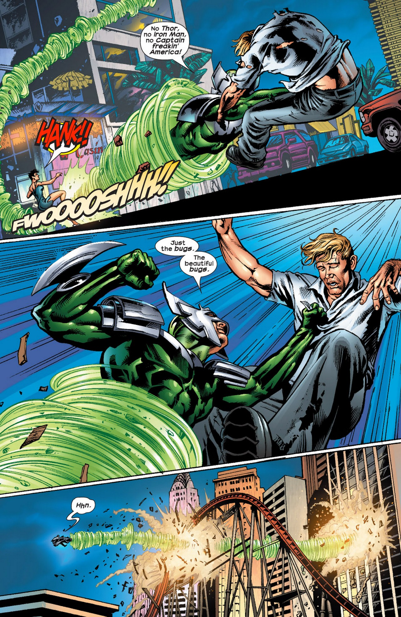 Read online Avengers (1998) comic -  Issue #71 - 14