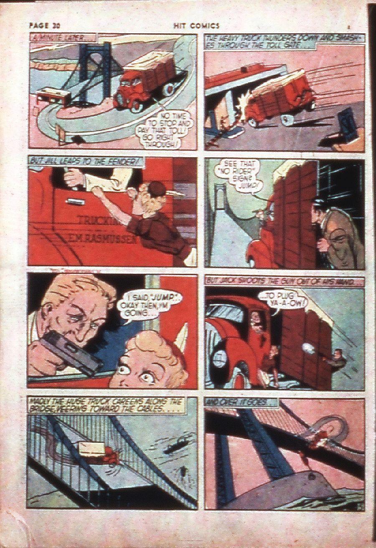 Read online Hit Comics comic -  Issue #4 - 32