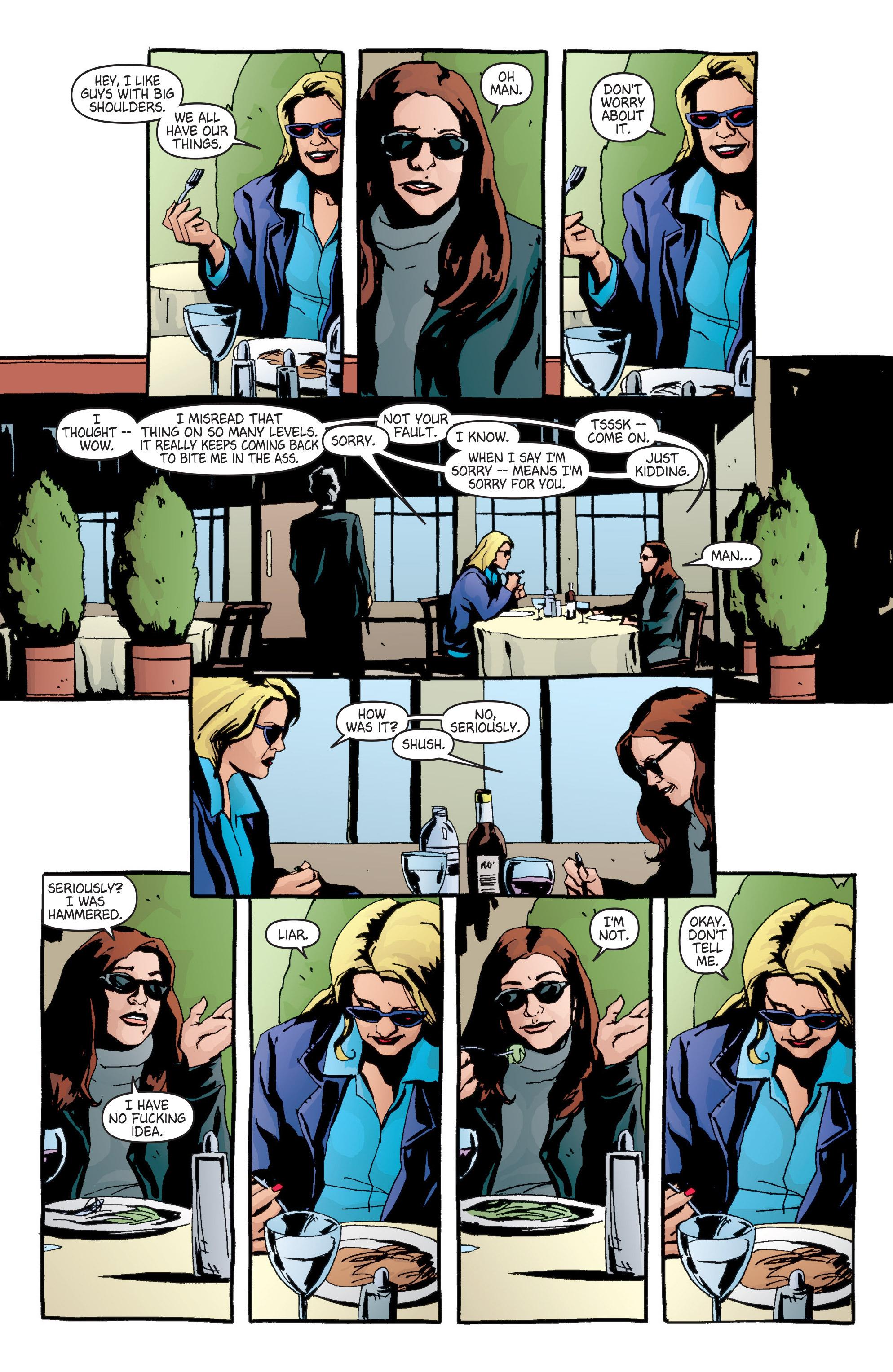 Read online Alias comic -  Issue #6 - 7