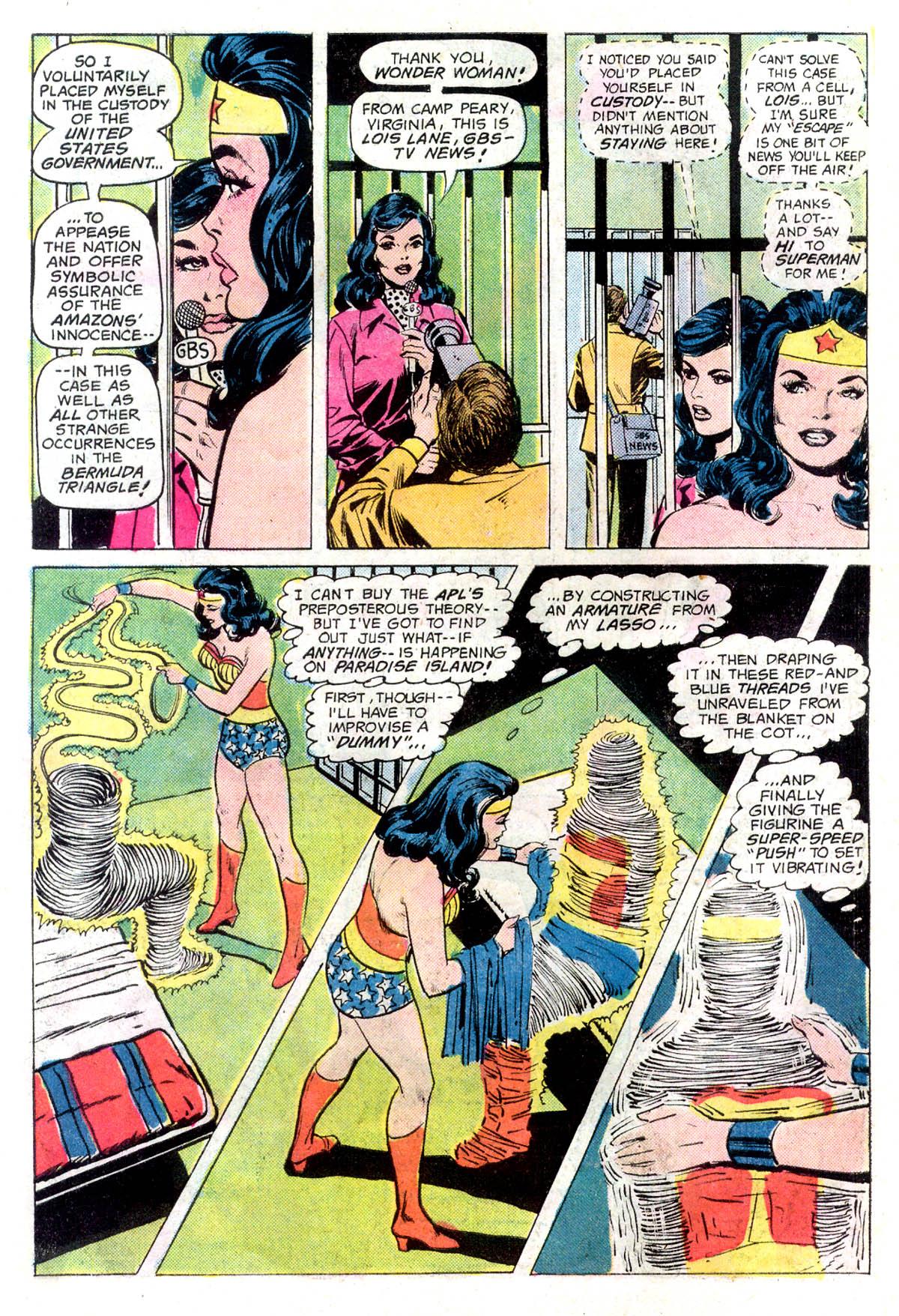 Read online Wonder Woman (1942) comic -  Issue #224 - 8
