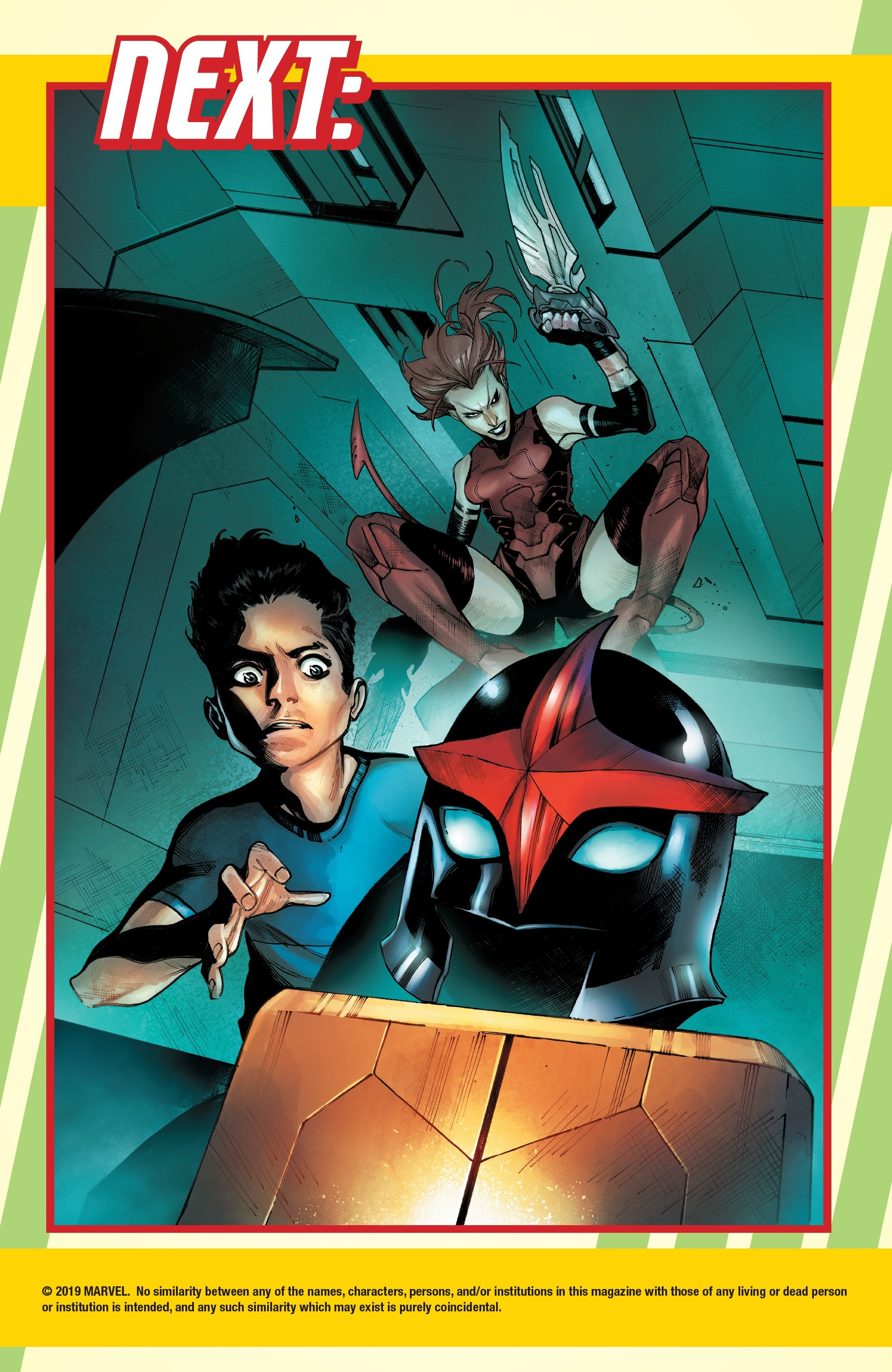 Read online Champions (2019) comic -  Issue #6 - 23