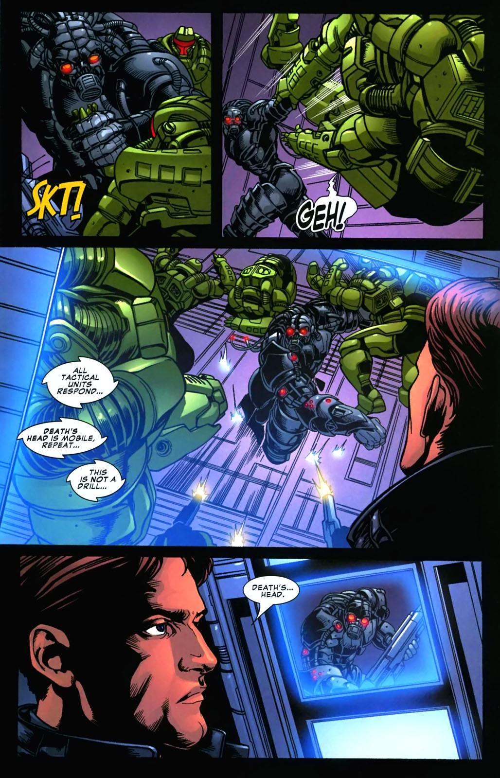 Read online Amazing Fantasy (2004) comic -  Issue #16 - 19