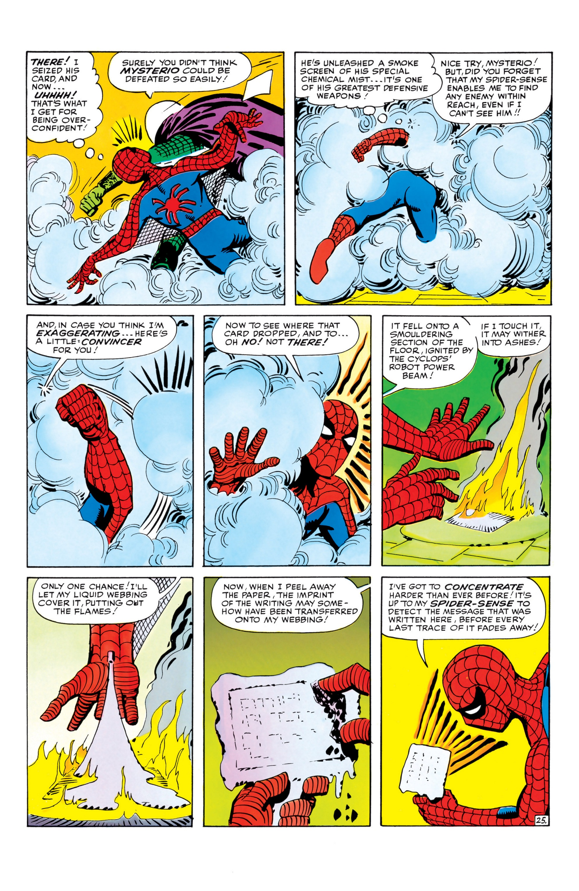 The Amazing Spider-Man (1963) _Annual_1 Page 25