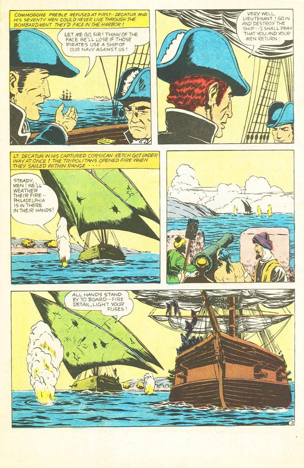 Read online Fightin' Navy comic -  Issue #128 - 23
