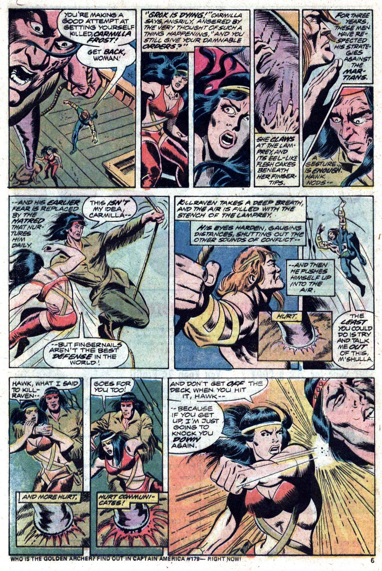 Read online Amazing Adventures (1970) comic -  Issue #27 - 7