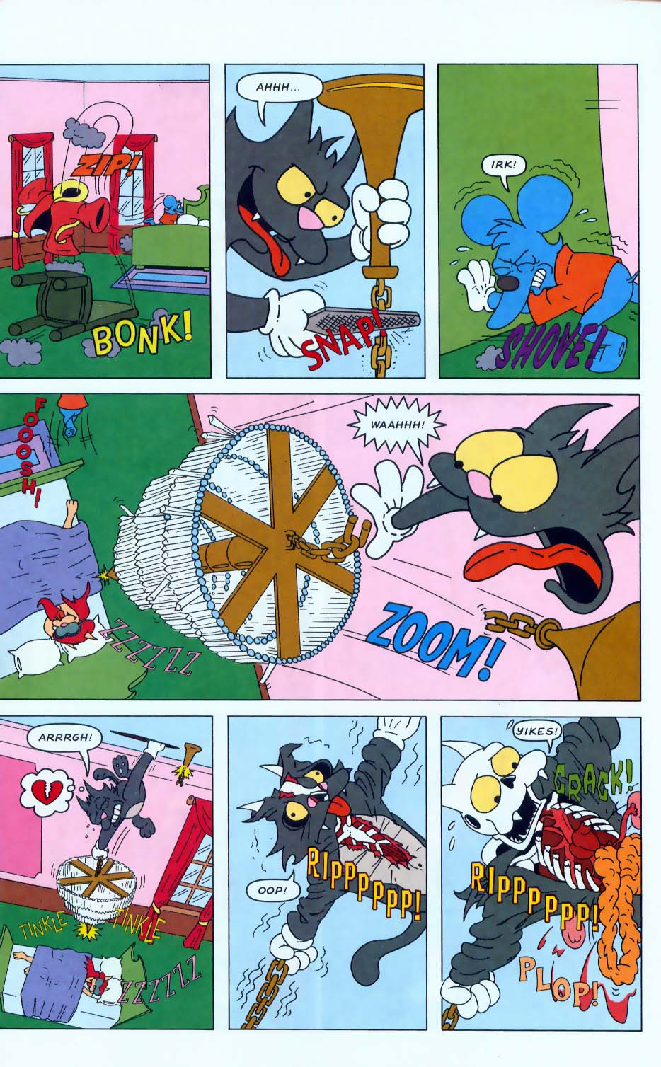 Read online Simpsons Comics comic -  Issue #50 - 38
