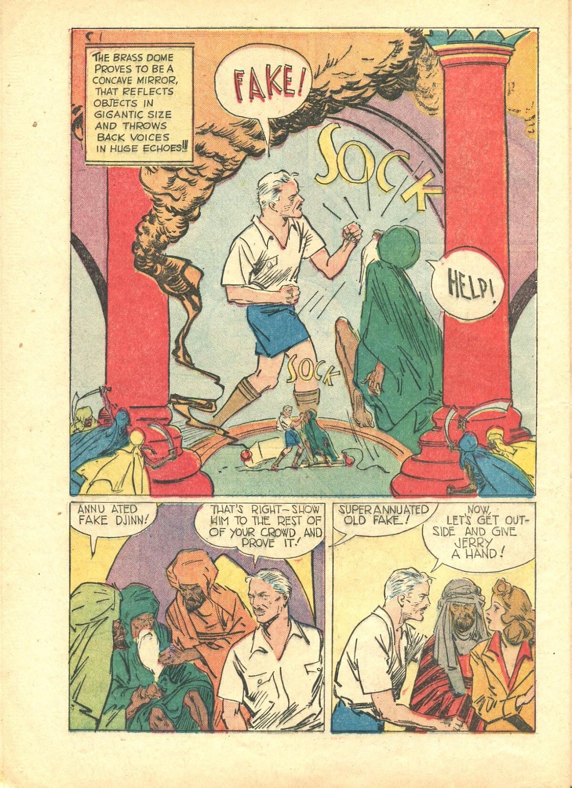 Read online Super-Magician Comics comic -  Issue #21 - 14