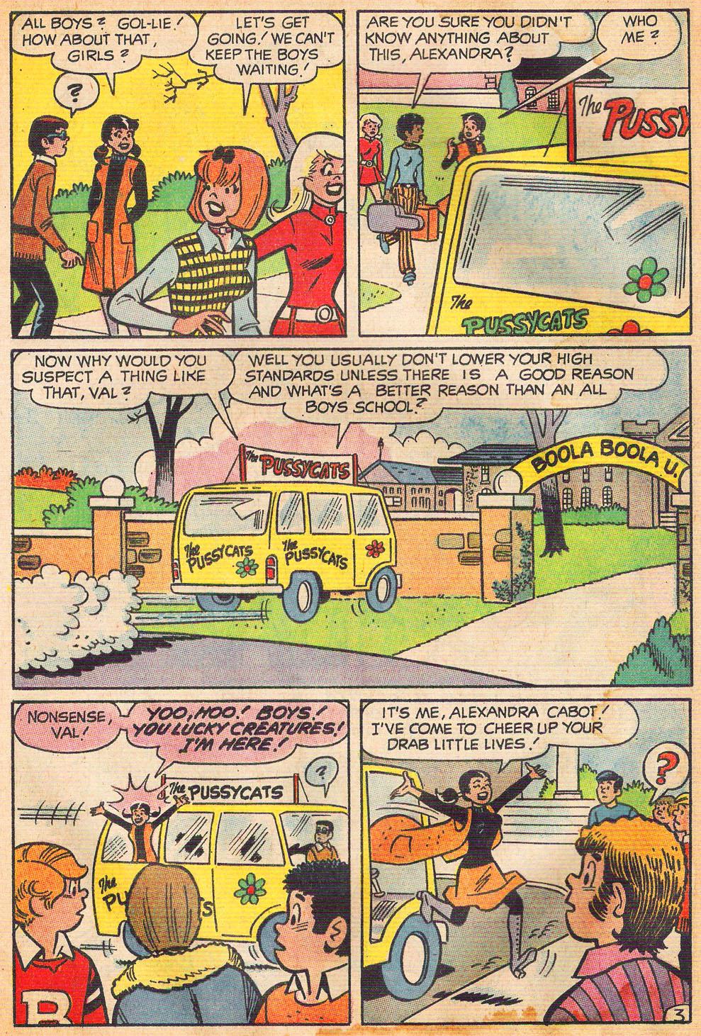 Read online She's Josie comic -  Issue #53 - 5