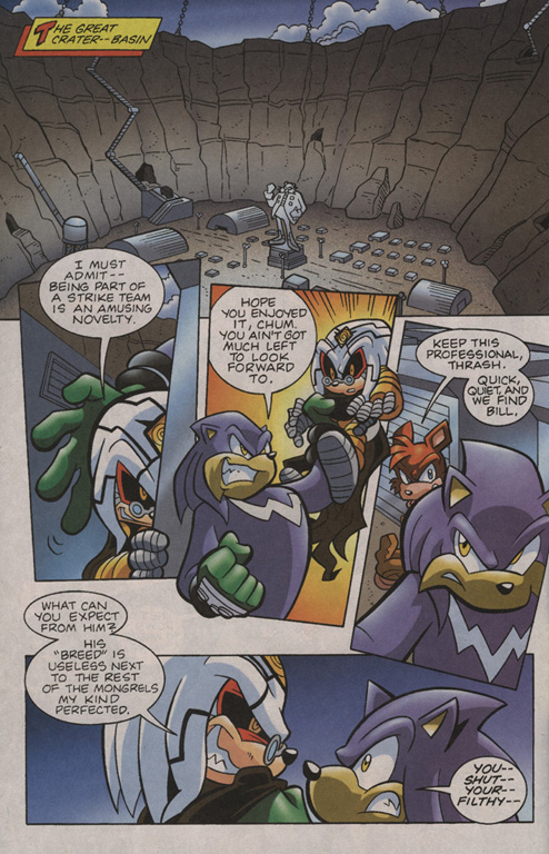 Read online Sonic Universe comic -  Issue #11 - 17