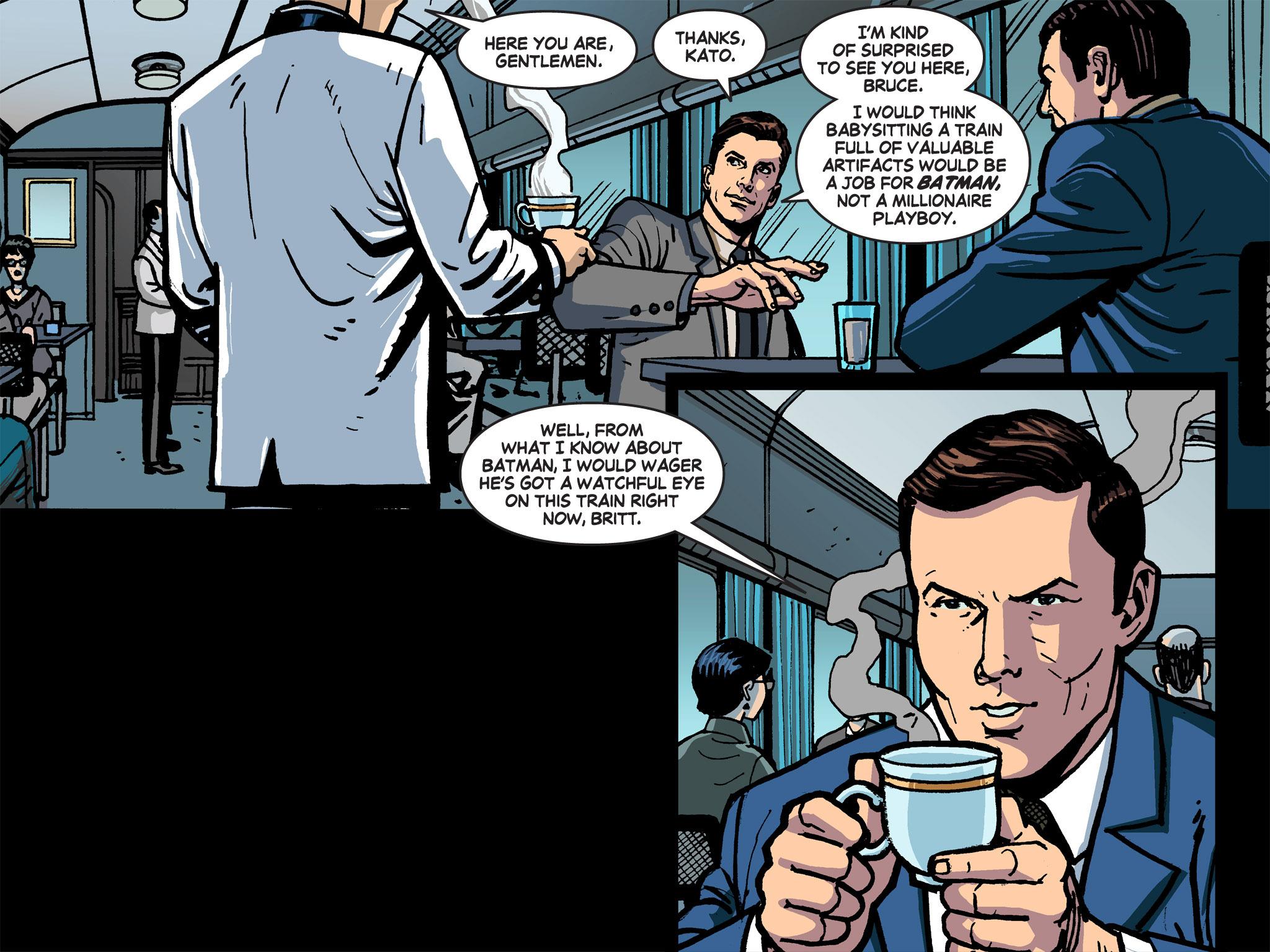 Read online Batman '66 Meets the Green Hornet [II] comic -  Issue #1 - 51