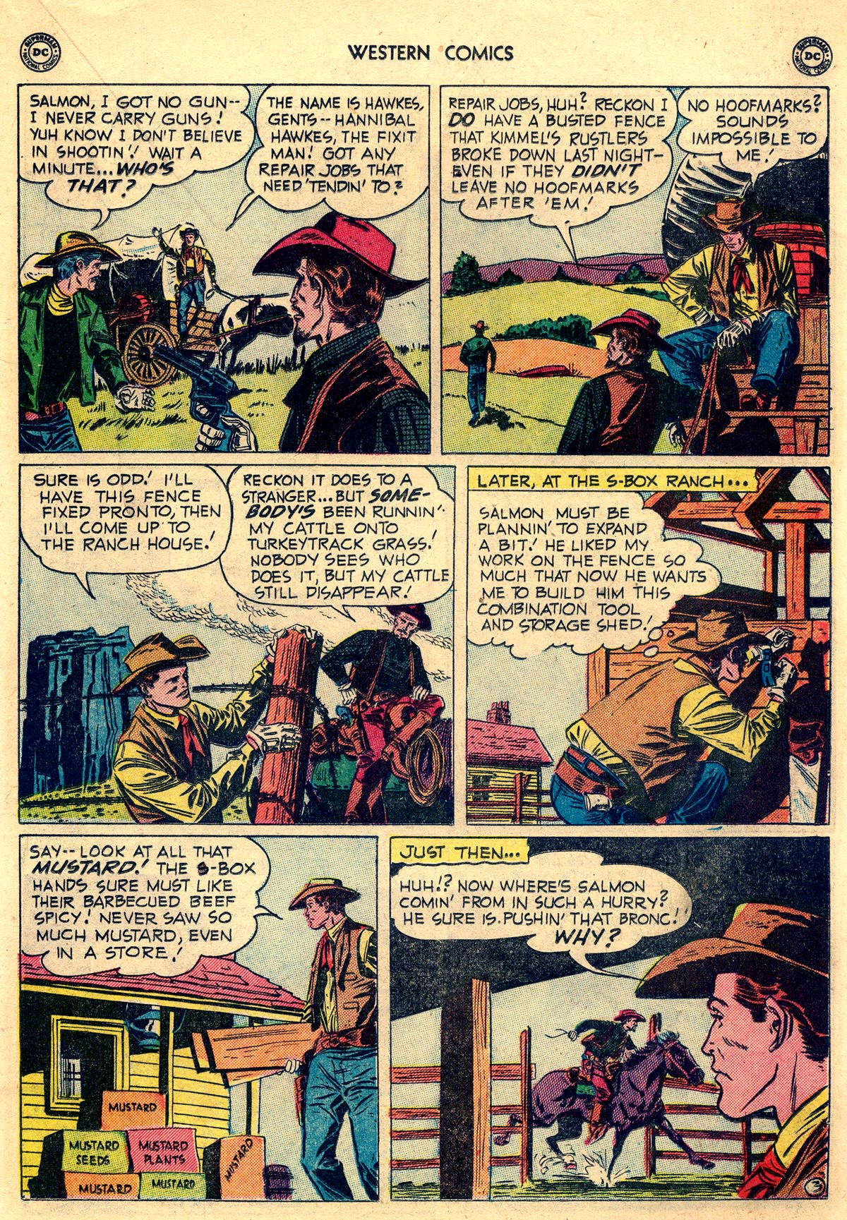Western Comics issue 19 - Page 27