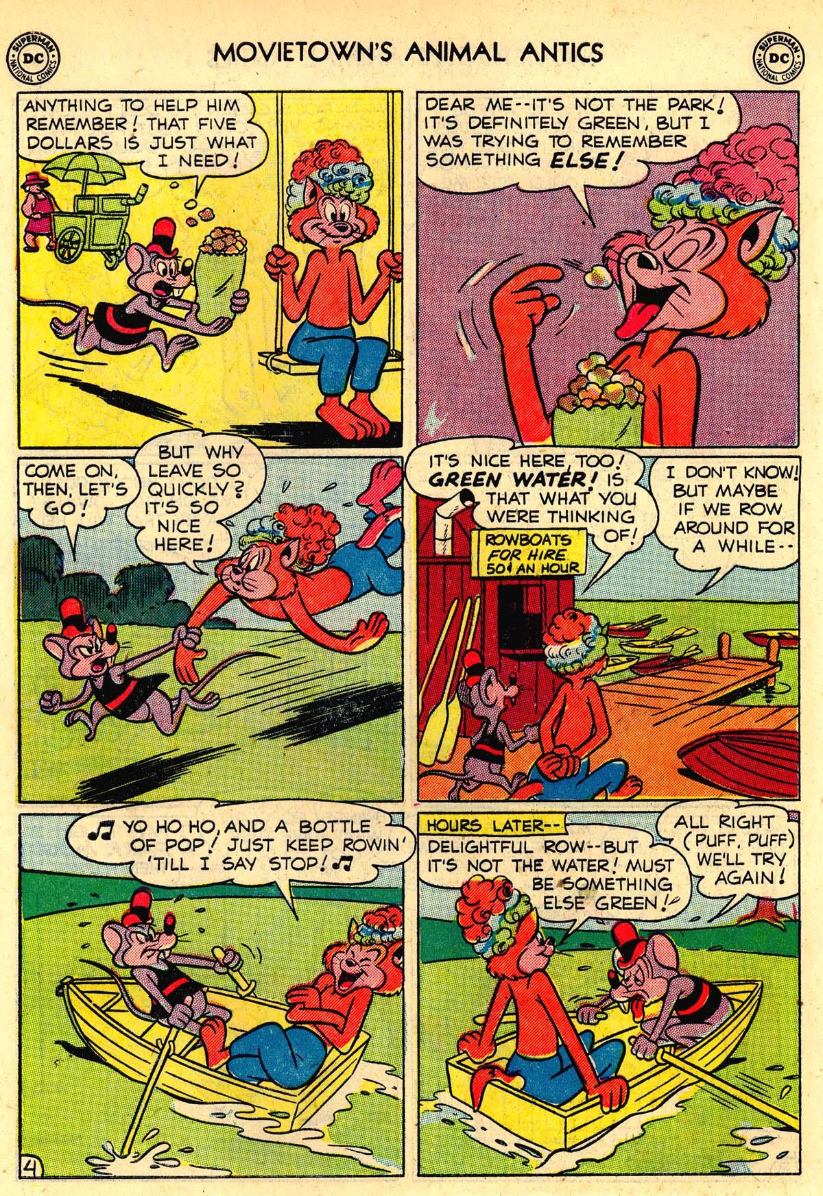 Read online Animal Antics comic -  Issue #33 - 14
