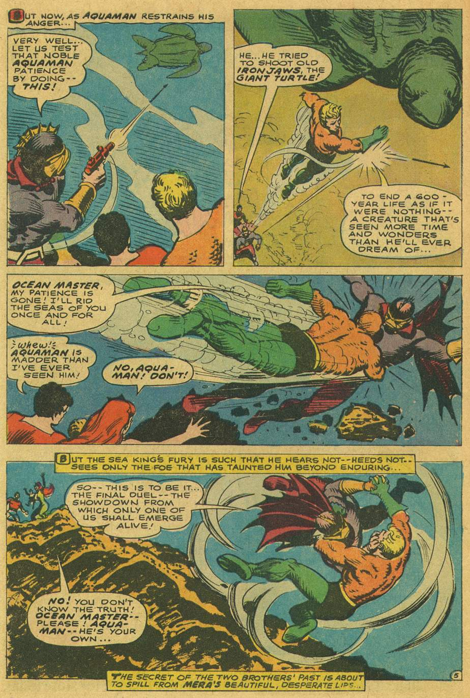 Read online Aquaman (1962) comic -  Issue #37 - 8