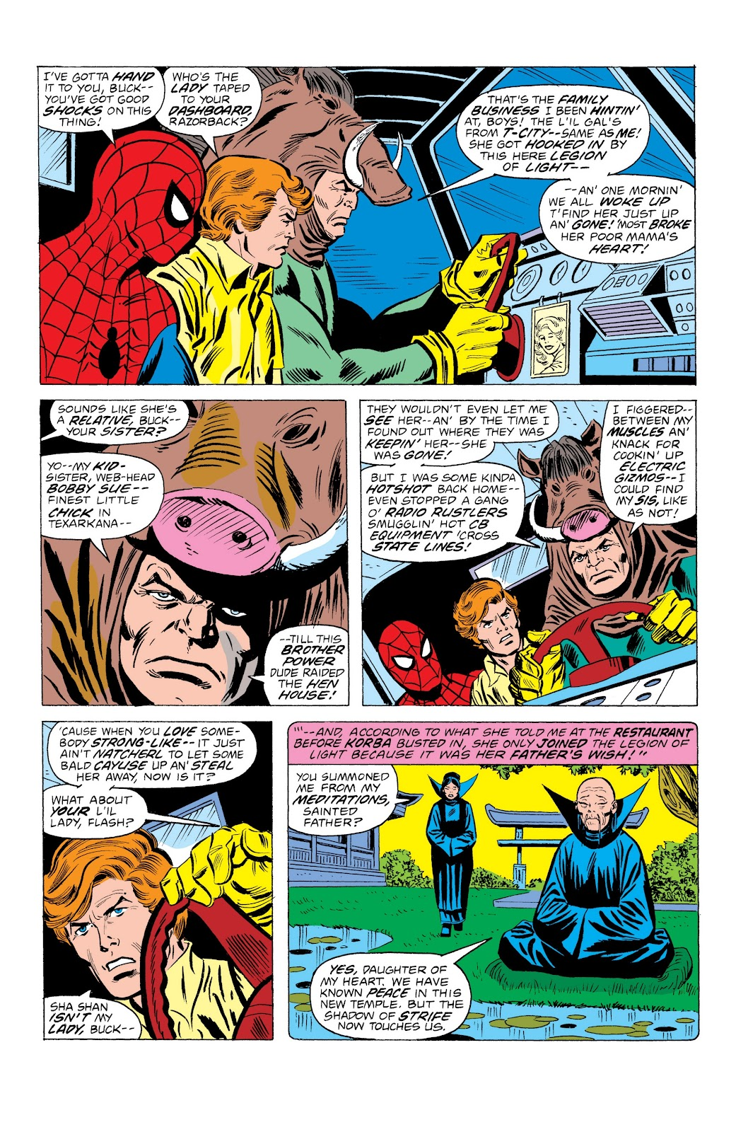 Read online Marvel Masterworks: The Spectacular Spider-Man comic -  Issue # TPB (Part 3) - 21