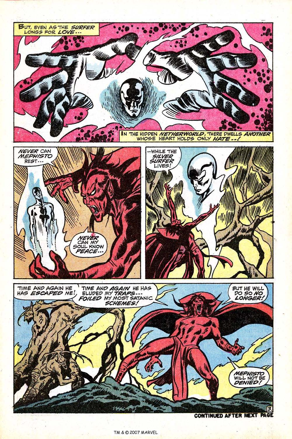 Read online Silver Surfer (1968) comic -  Issue #16 - 5
