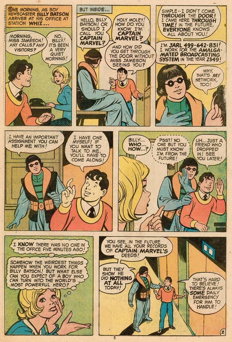Read online Shazam! (1973) comic -  Issue #12 - 5