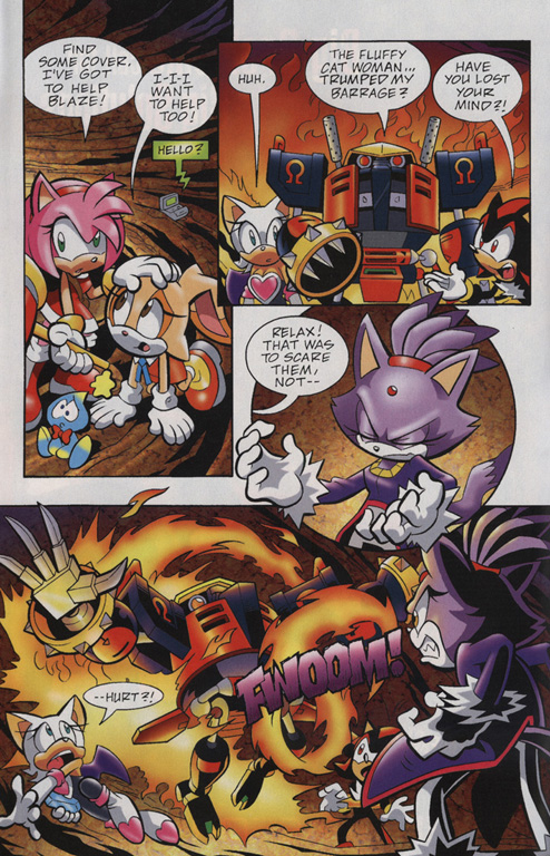 Read online Sonic Universe comic -  Issue #22 - 6