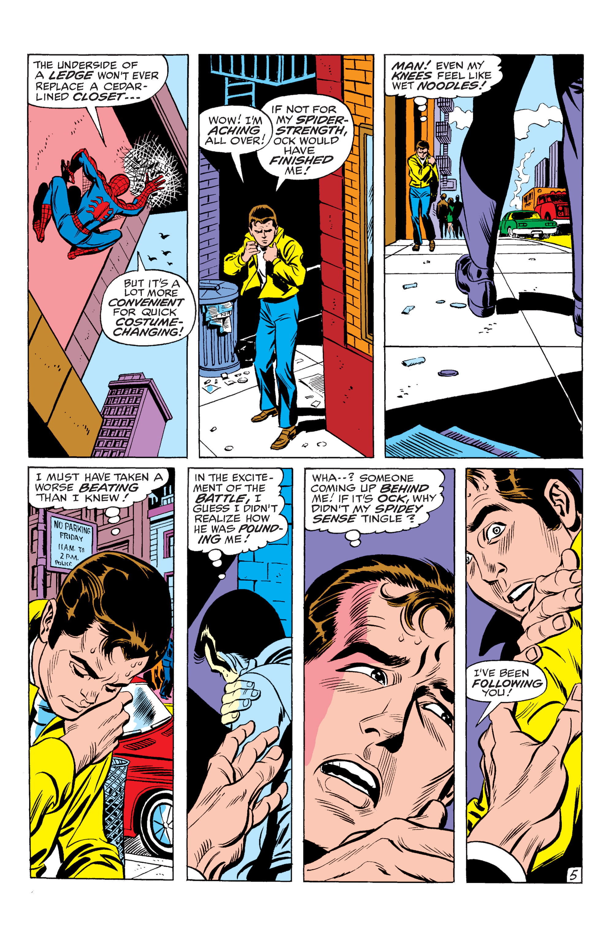 The Amazing Spider-Man (1963) 90 Page 5