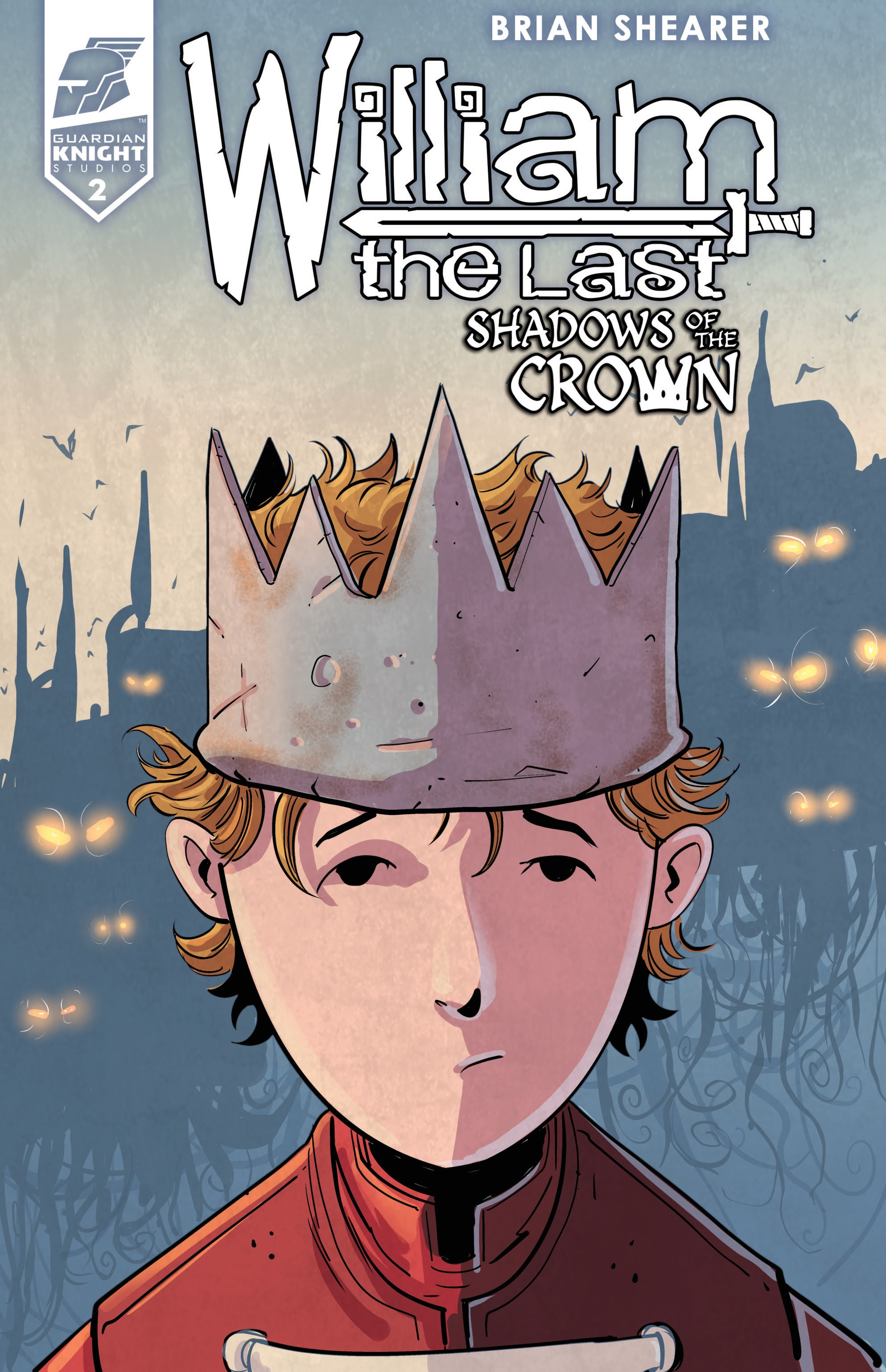 William the Last: Shadows of the Crown 2 Page 1