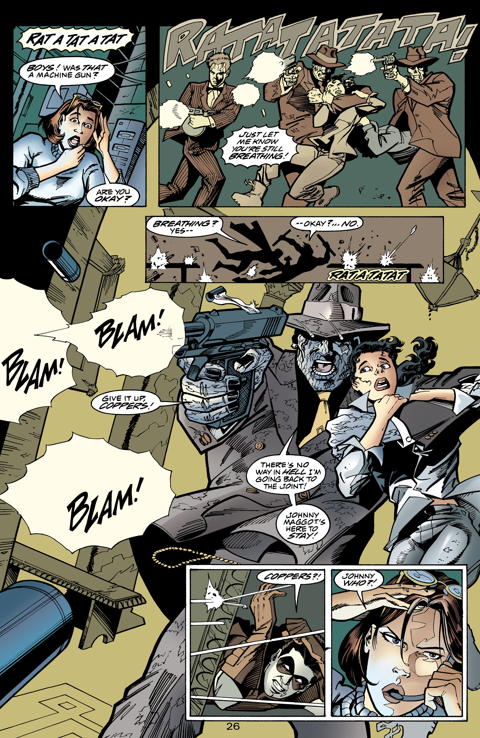 Read online Batman: Day of Judgment comic -  Issue # Full - 27
