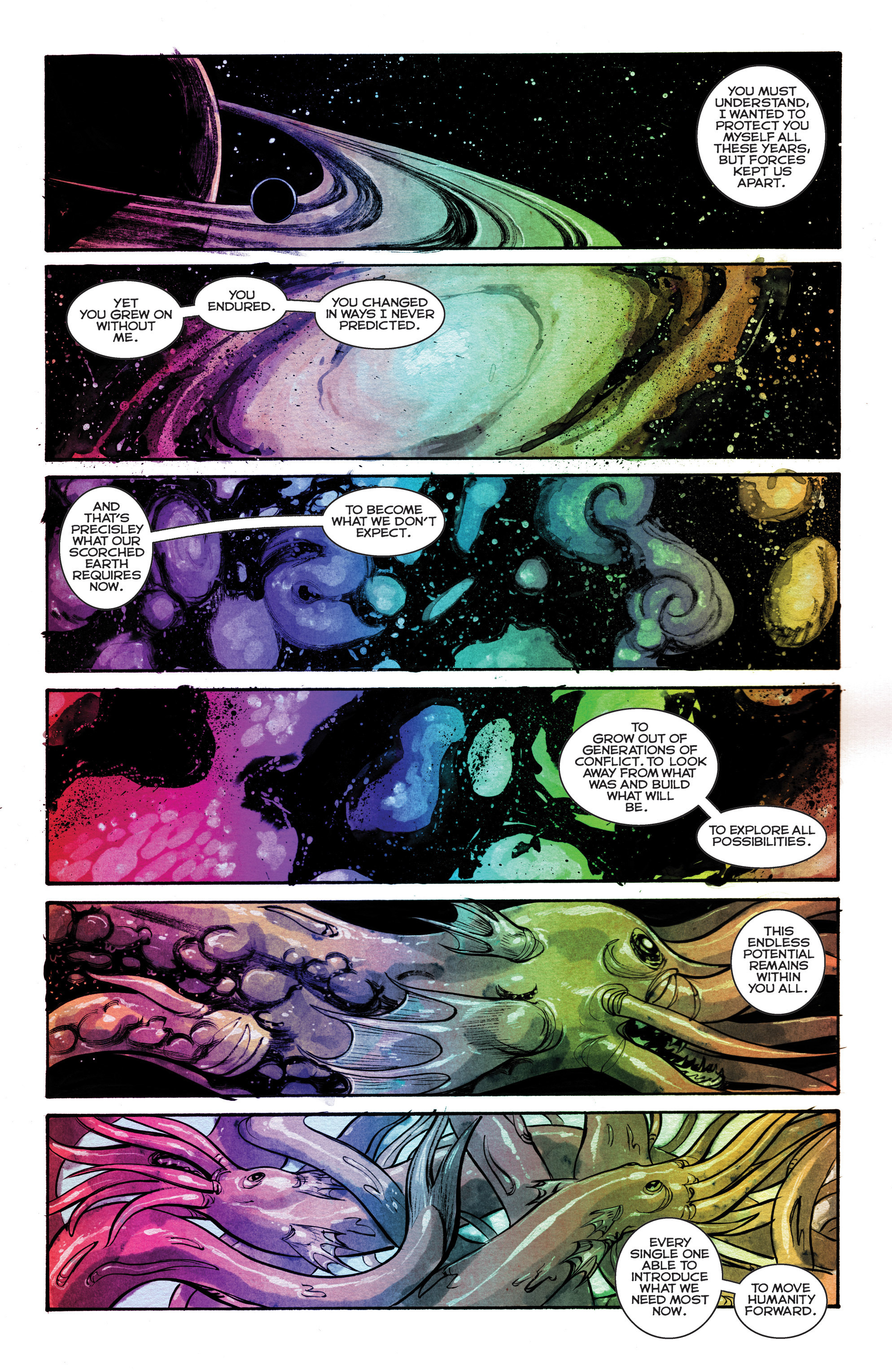 Read online Shutter comic -  Issue #15 - 4