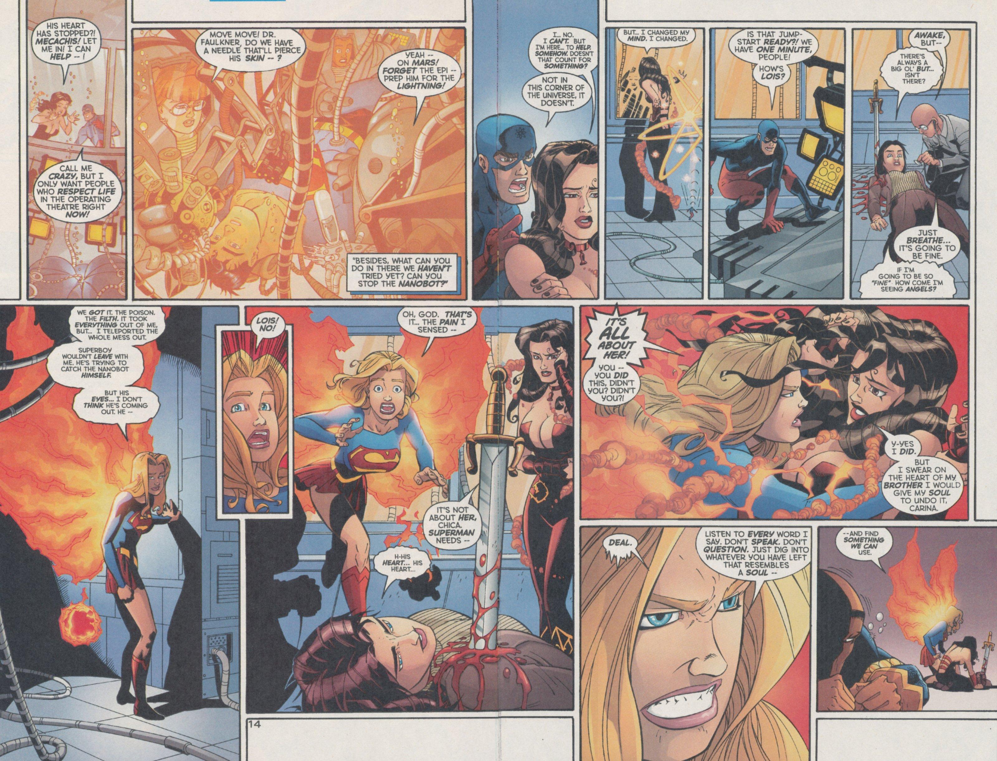 Action Comics (1938) 767 Page 19