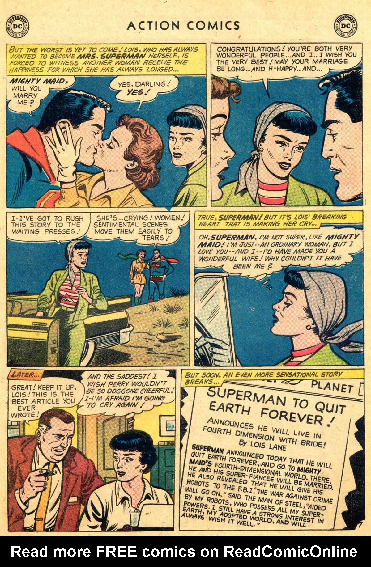 Action Comics (1938) 260 Page 7