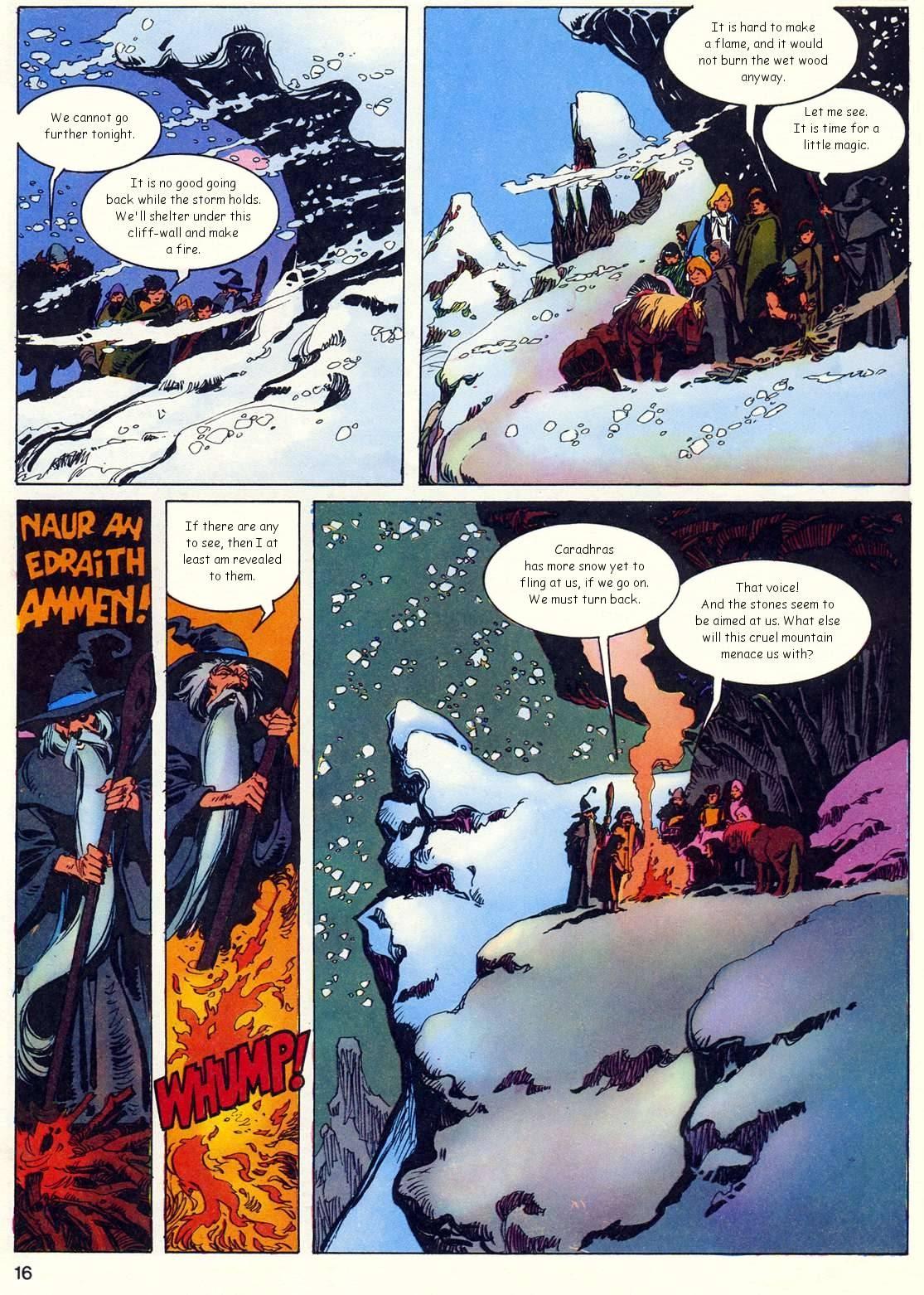 El Señor de los Anillos issue 2 - Page 13