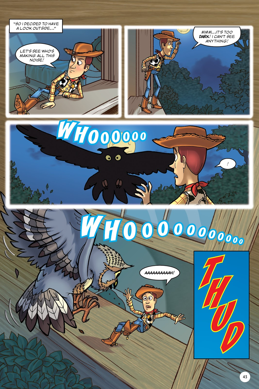 Read online DISNEY·PIXAR Toy Story Adventures comic -  Issue # TPB 1 (Part 1) - 43