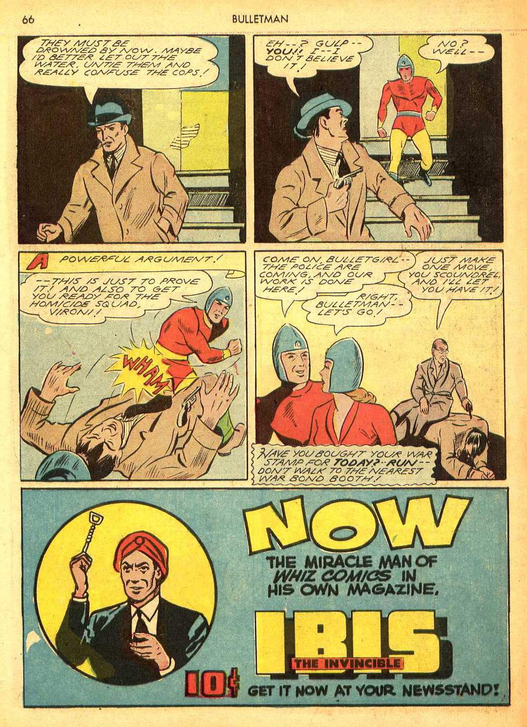 Bulletman issue 12 - Page 65