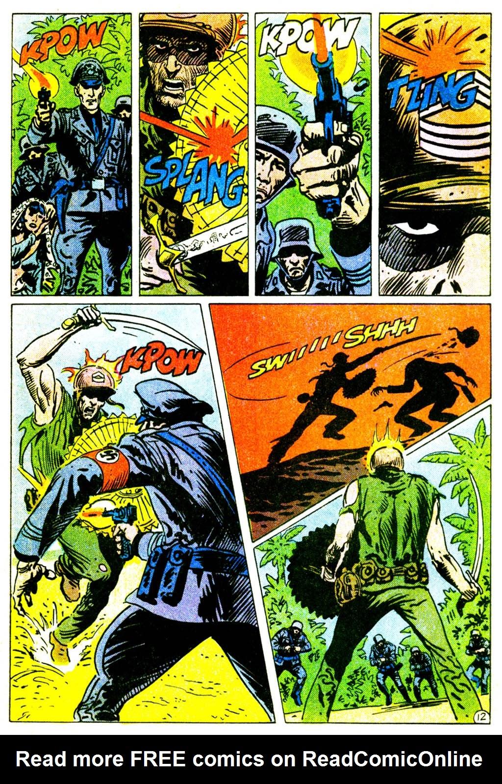 Read online Sgt. Rock comic -  Issue #373 - 16