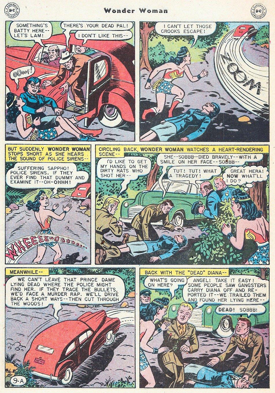 Read online Wonder Woman (1942) comic -  Issue #27 - 11
