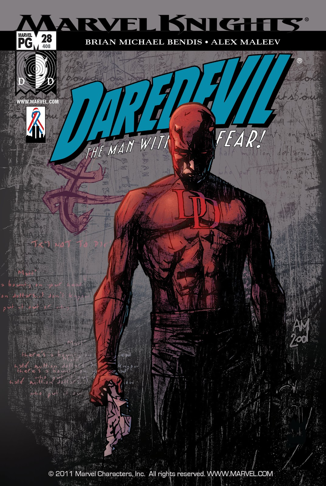 Read online Daredevil (1998) comic -  Issue # _Ultimate_Collection TPB 1 (Part 2) - 29