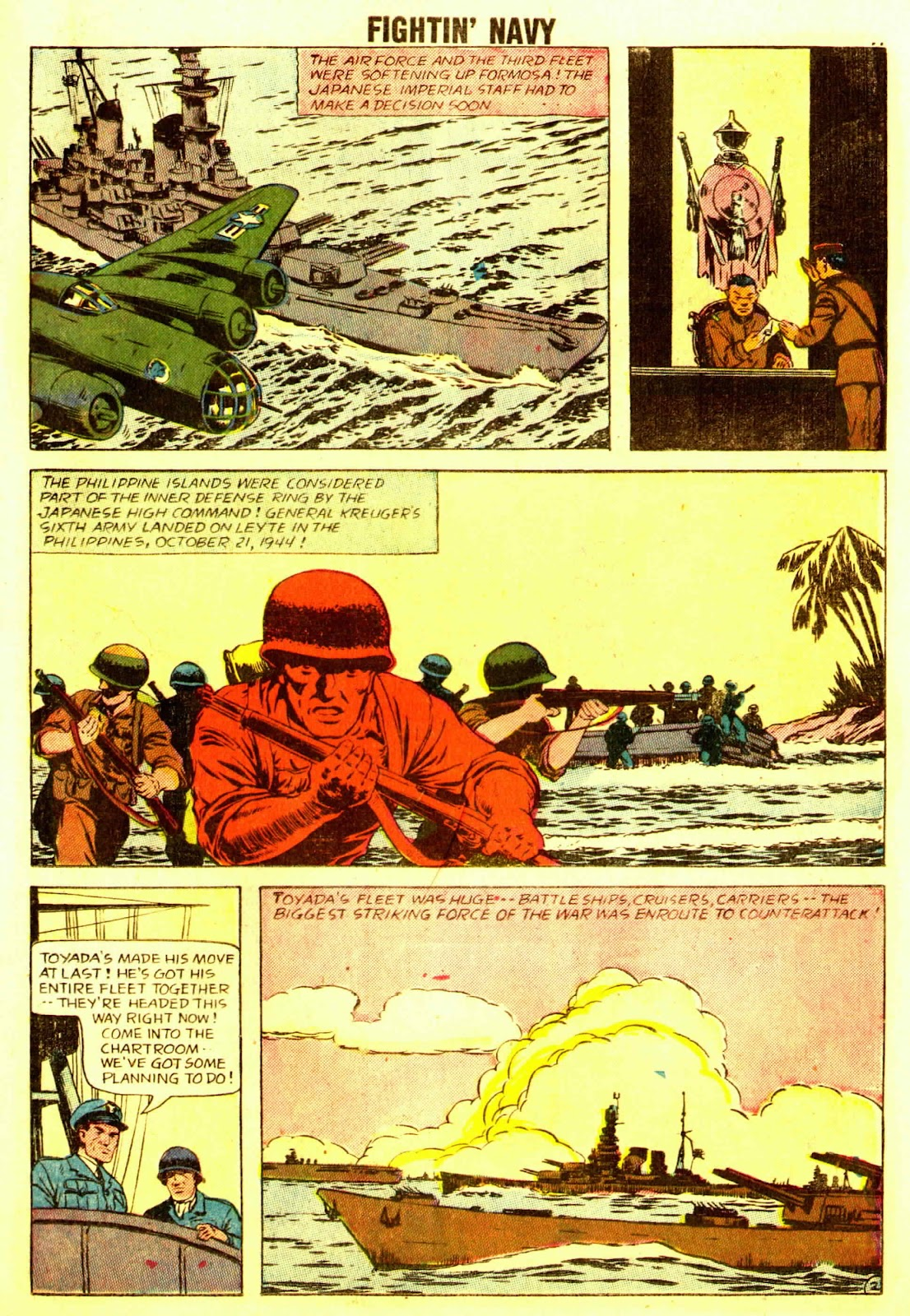 Read online Fightin' Navy comic -  Issue #83 - 21