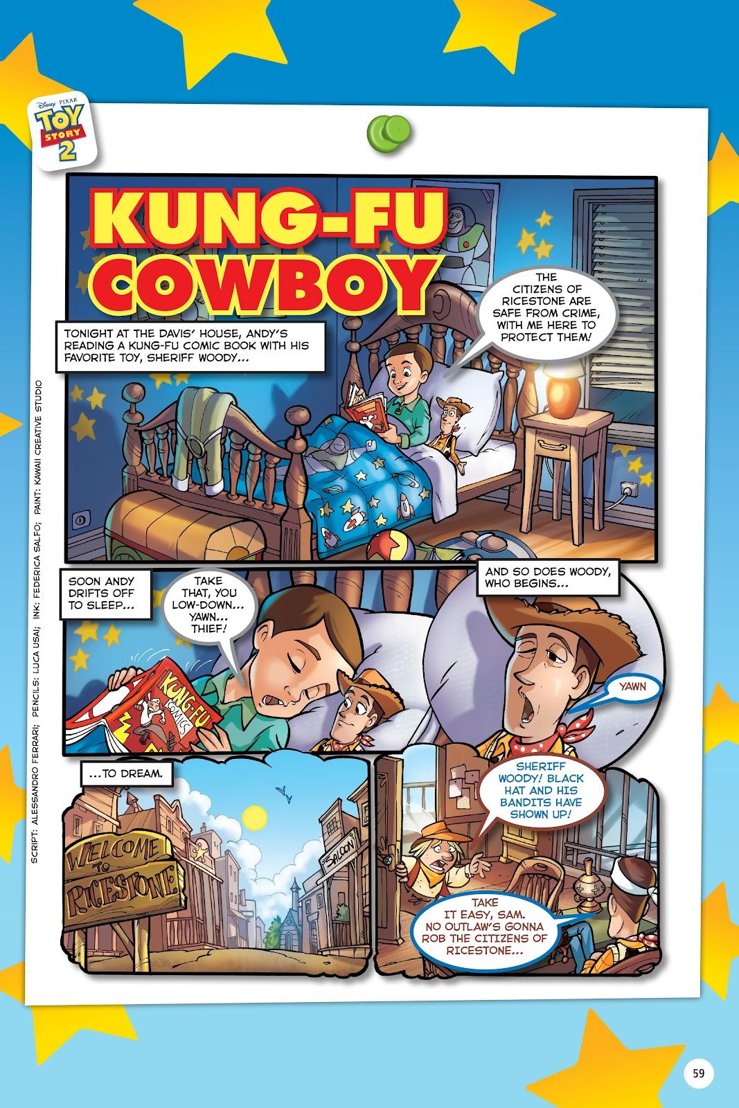 Read online DISNEY·PIXAR Toy Story Adventures comic -  Issue # TPB 1 (Part 1) - 59