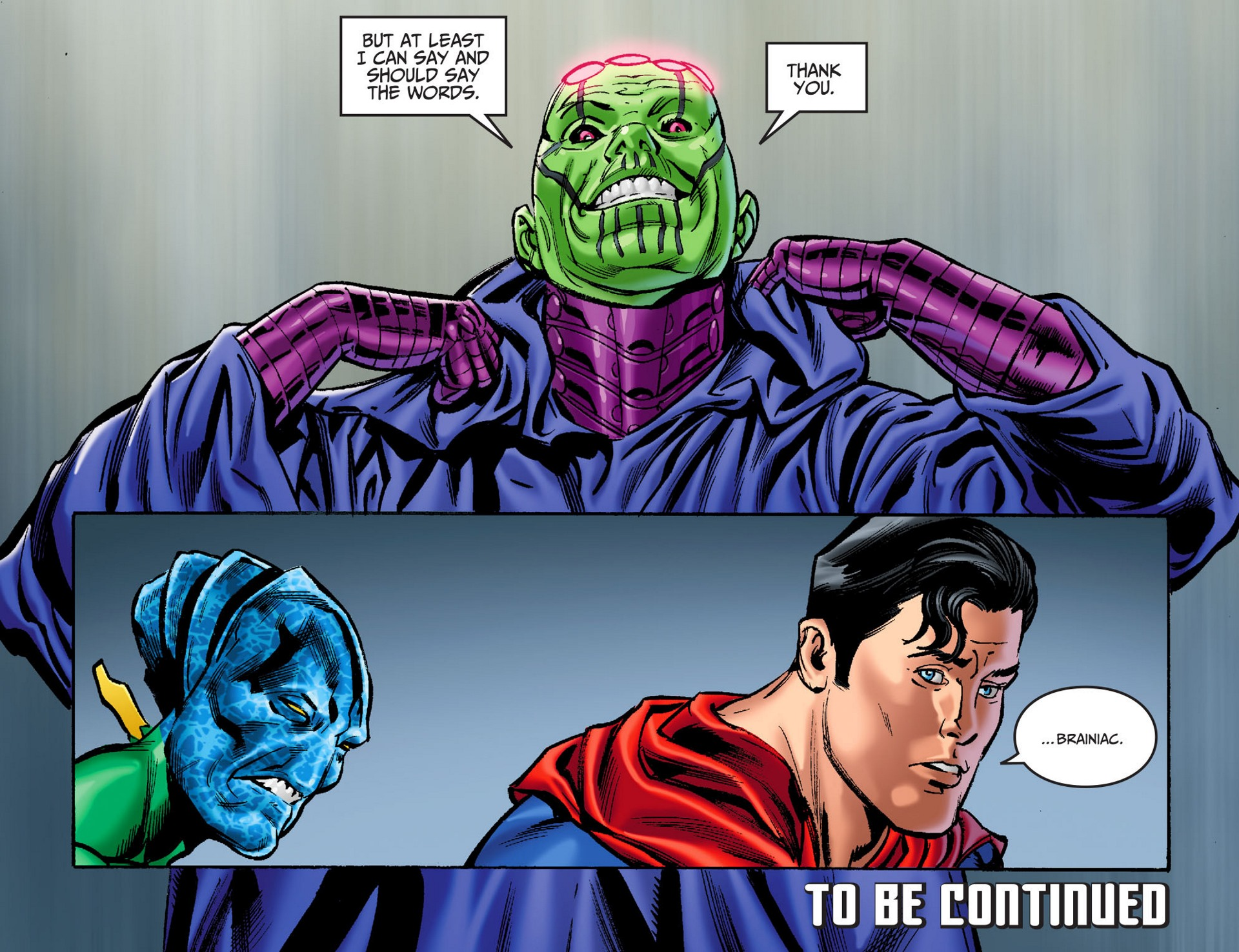 Read online Adventures of Superman [I] comic -  Issue #32 - 22