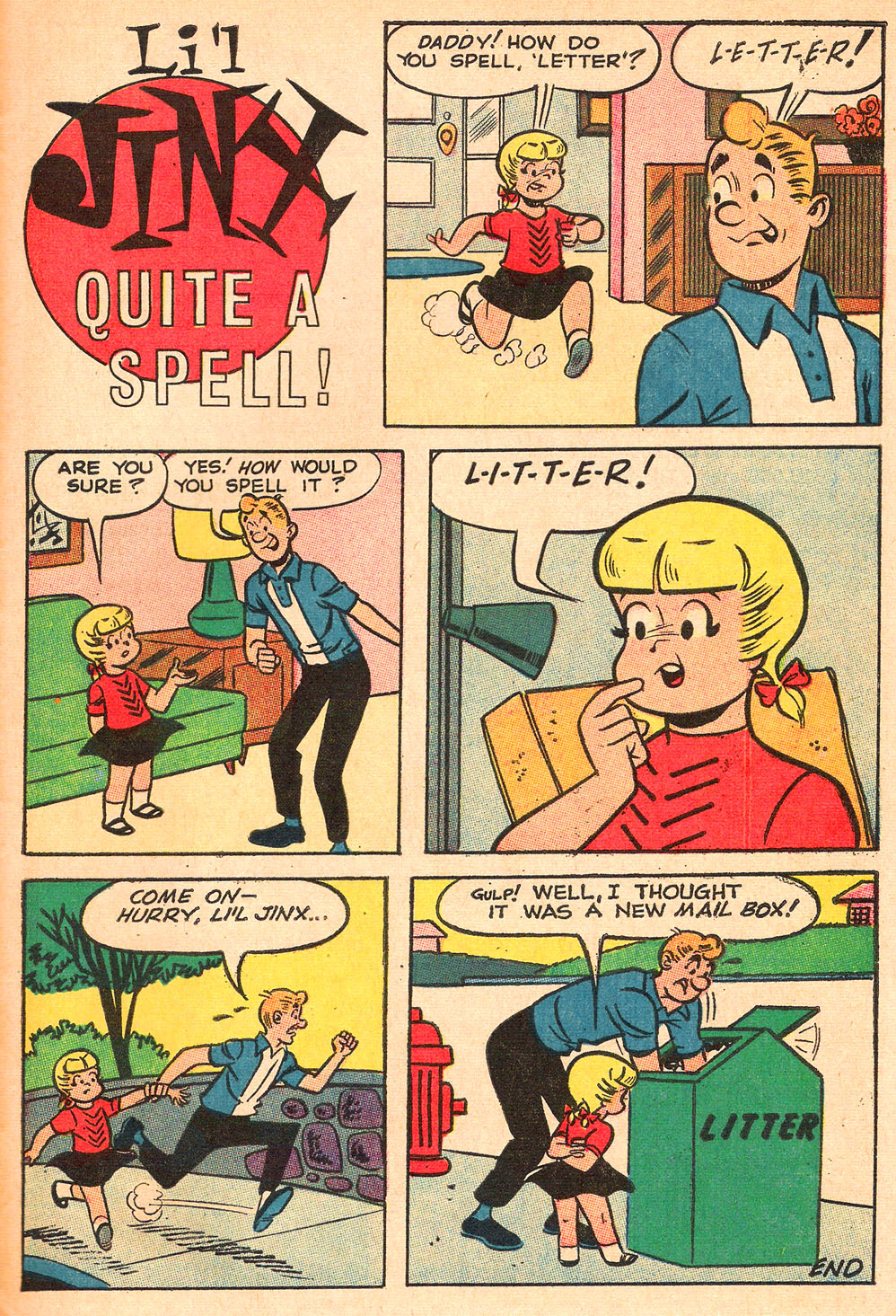 Read online Archie's Girls Betty and Veronica comic -  Issue #130 - 27