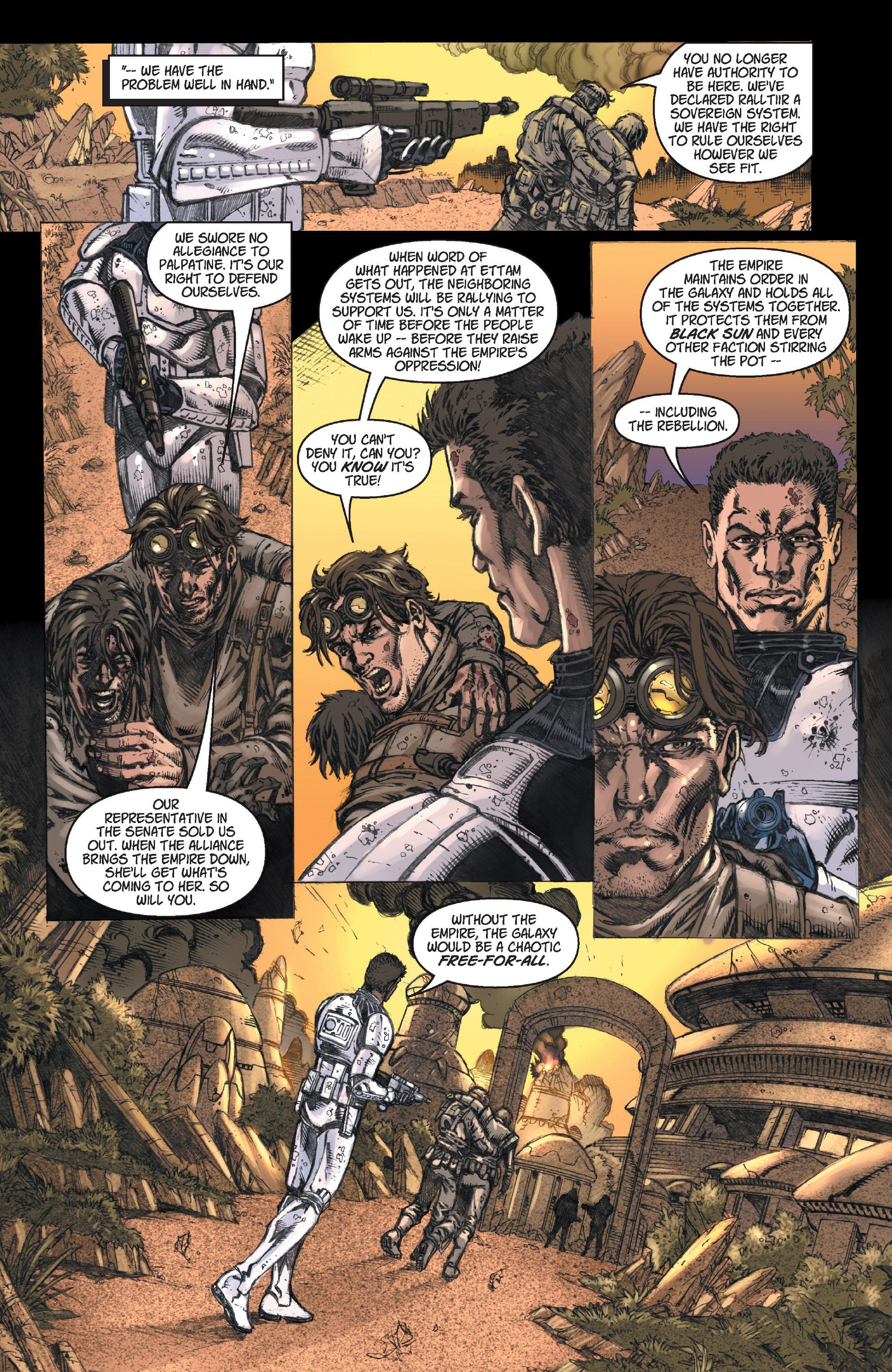 Read online Star Wars Omnibus comic -  Issue # Vol. 17 - 197