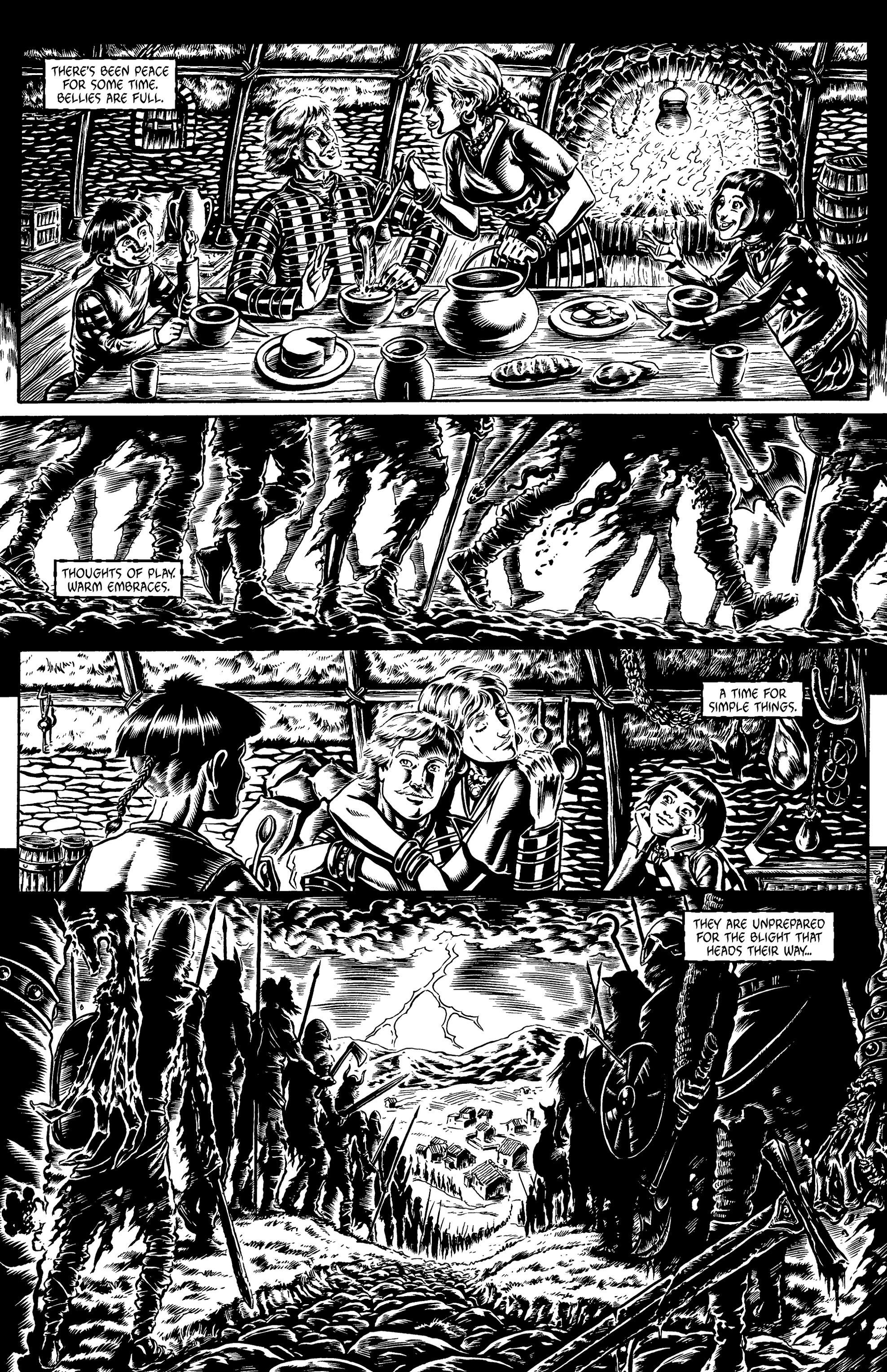 Read online Belladonna: Origins comic -  Issue #1 - 14