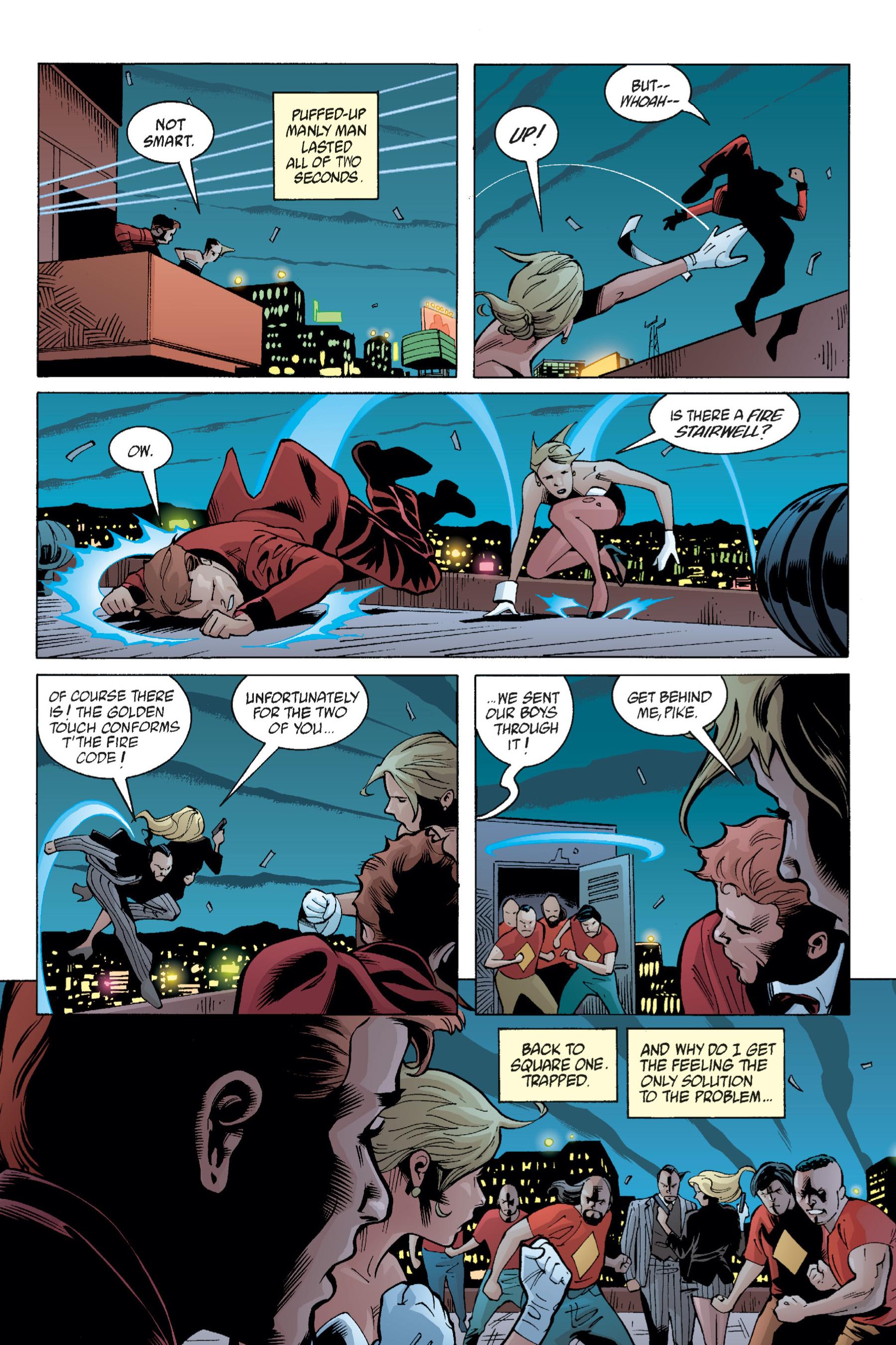 Read online Buffy the Vampire Slayer: Omnibus comic -  Issue # TPB 1 - 164