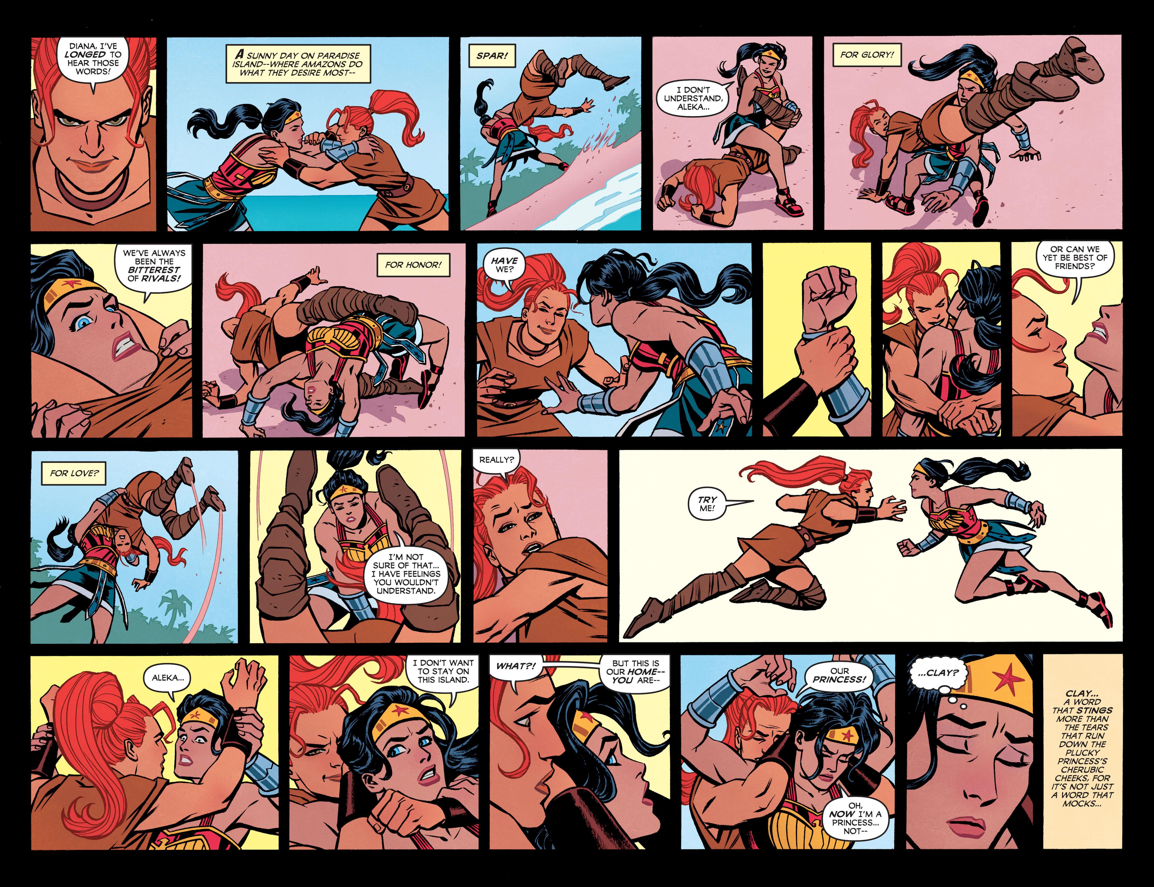 Read online Secret Origins (2014) comic -  Issue #6 - 3