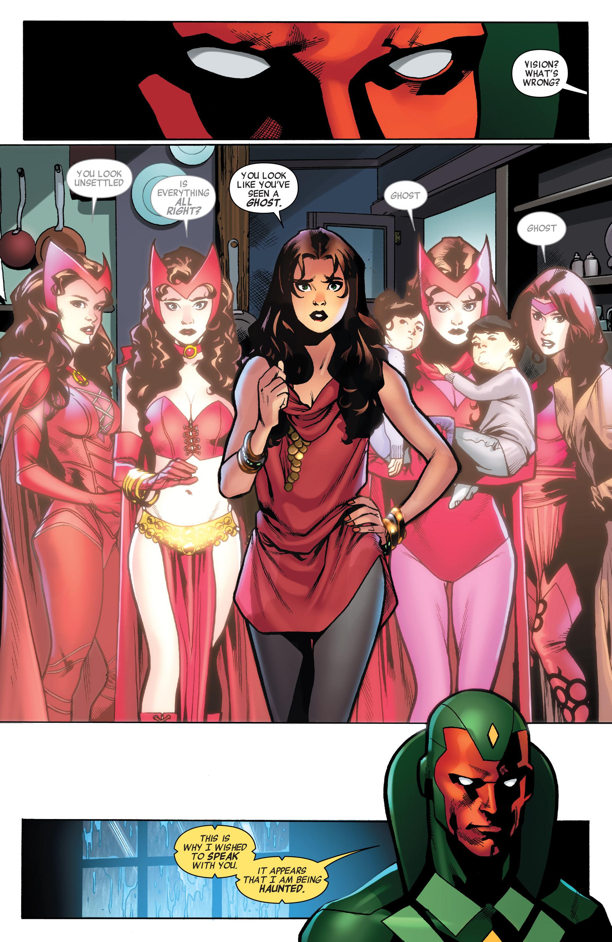 Read online Avengers (2015) comic -  Issue #Avengers (2015) Full - 5