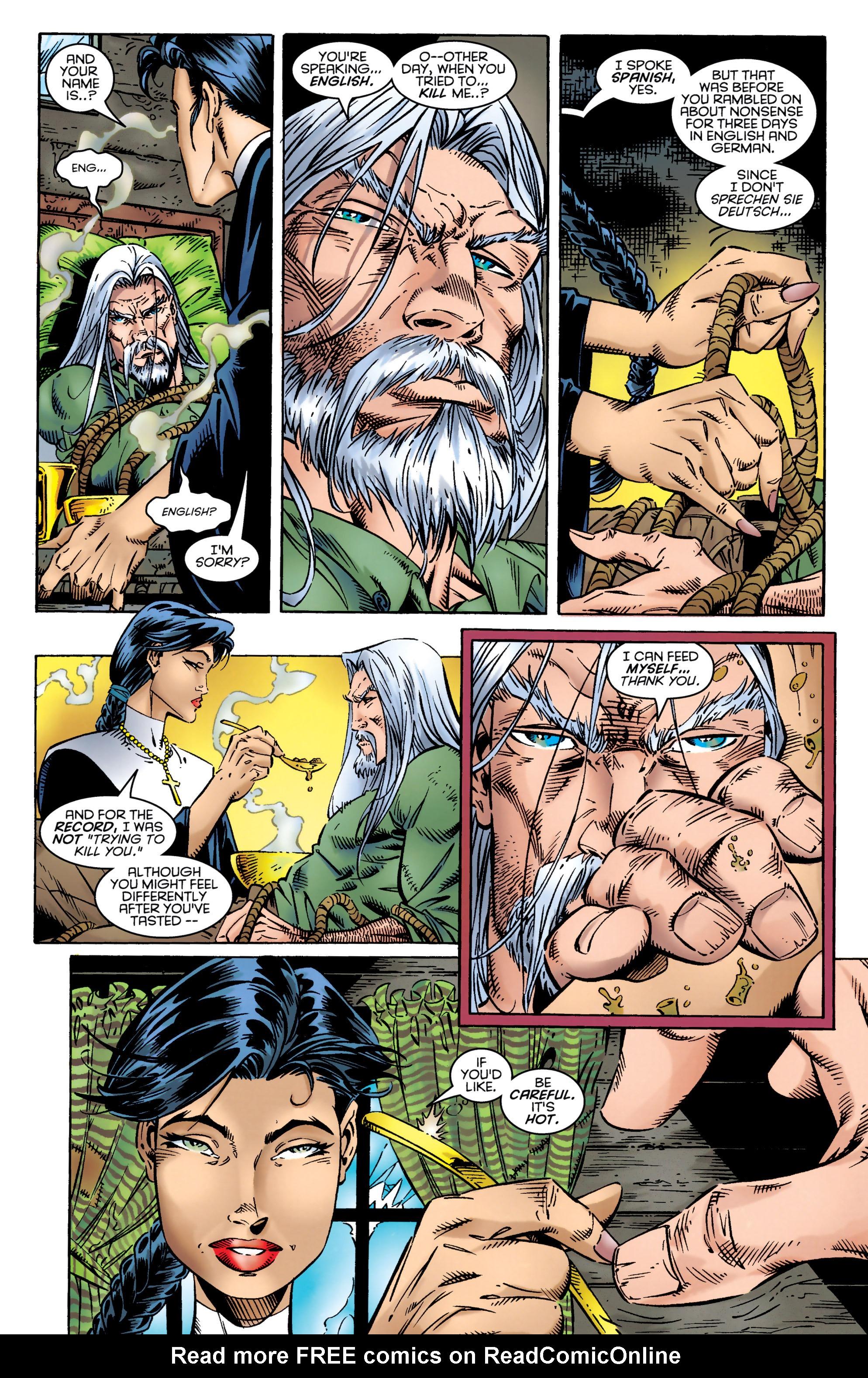 Read online Uncanny X-Men (1963) comic -  Issue #327 - 7